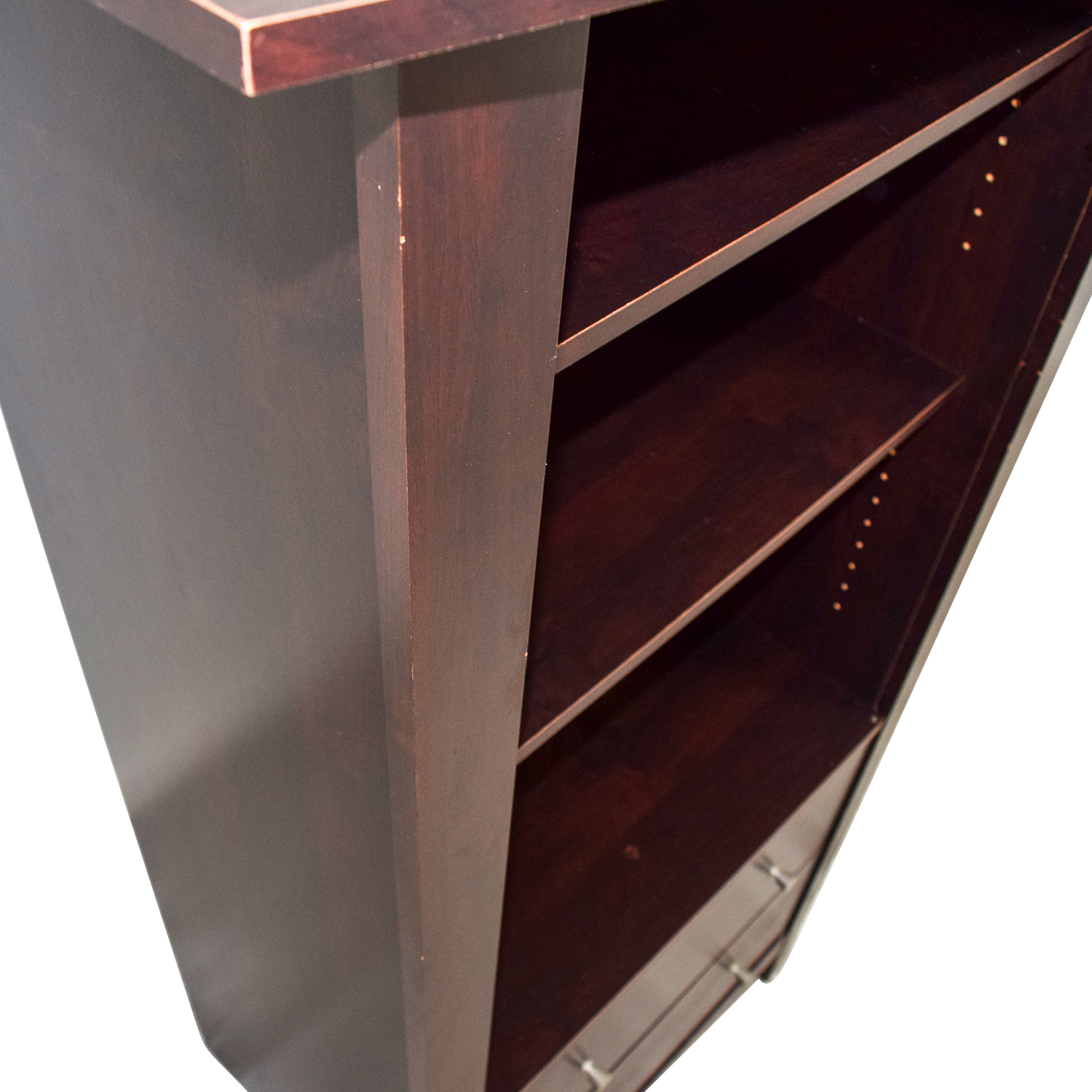 Bookcase with Two Drawers nyc