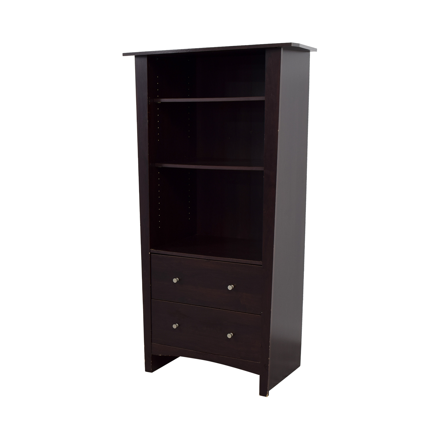 Bookcase with Two Drawers coupon