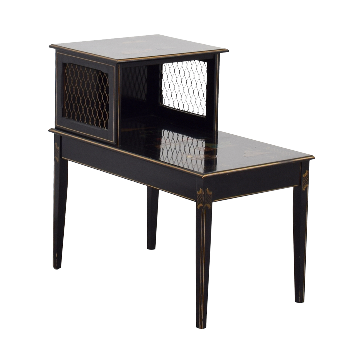 buy Katherine Henick Antique Katherine Henick Painted End Table online