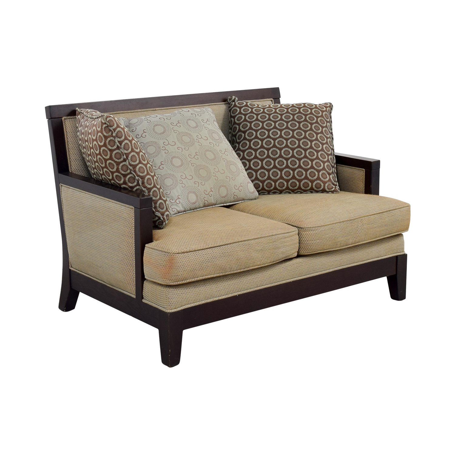 from mmfurniture storm by loveseat art wood sofa buy frame charlotte