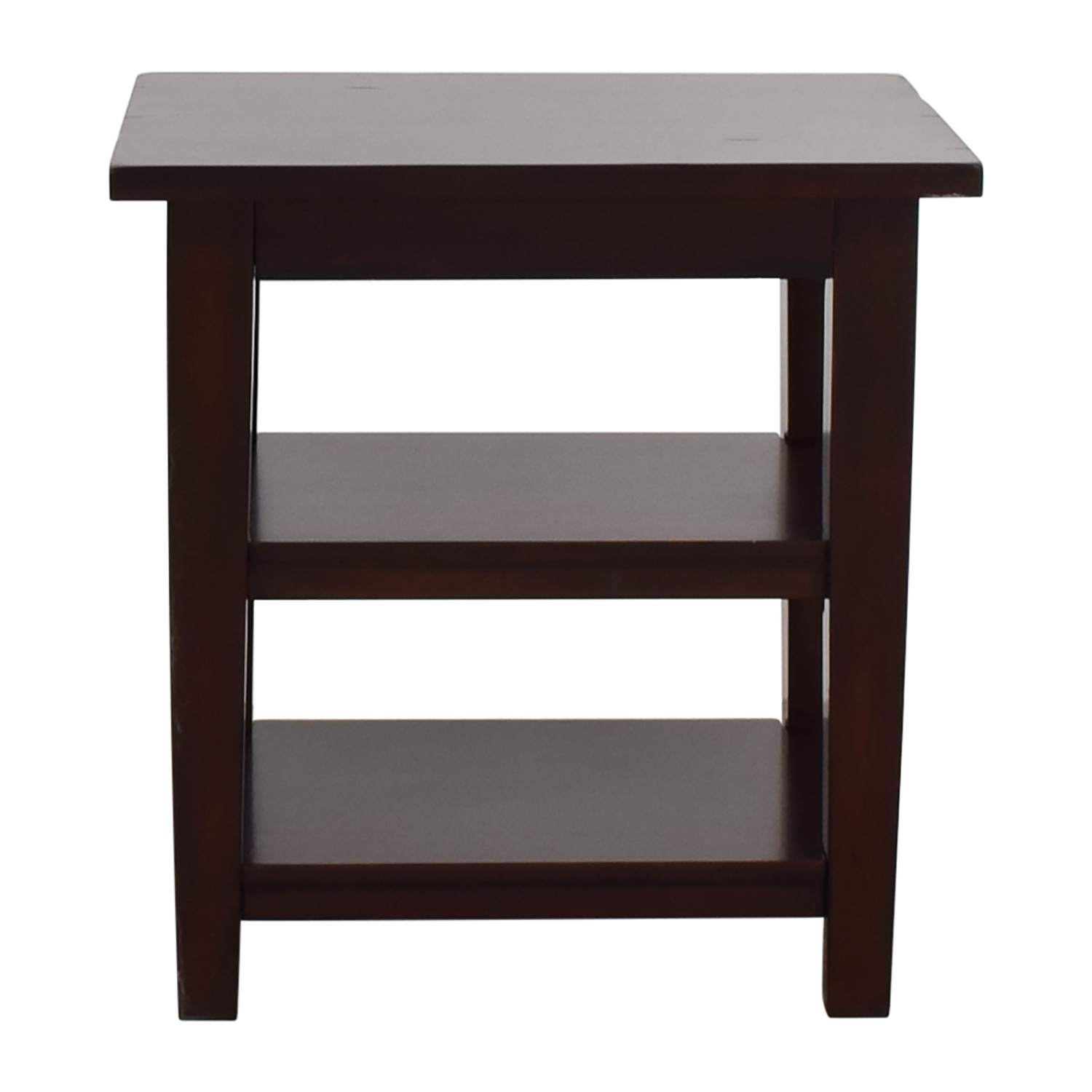buy Pier 1 Wooden End Table Pier 1 End Tables