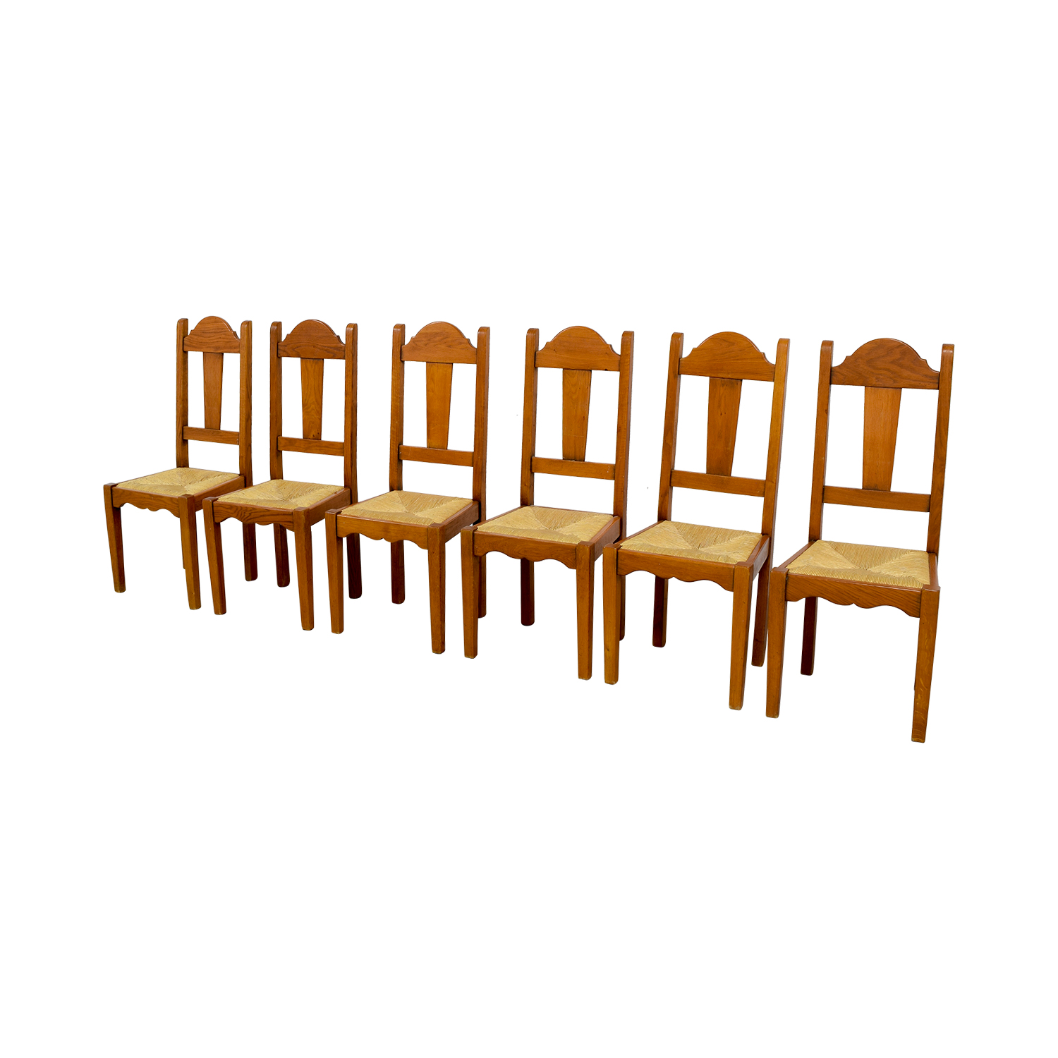 buy ABC Carpet and Home ABC Carpet and Home Rush Weave Wood Chairs online