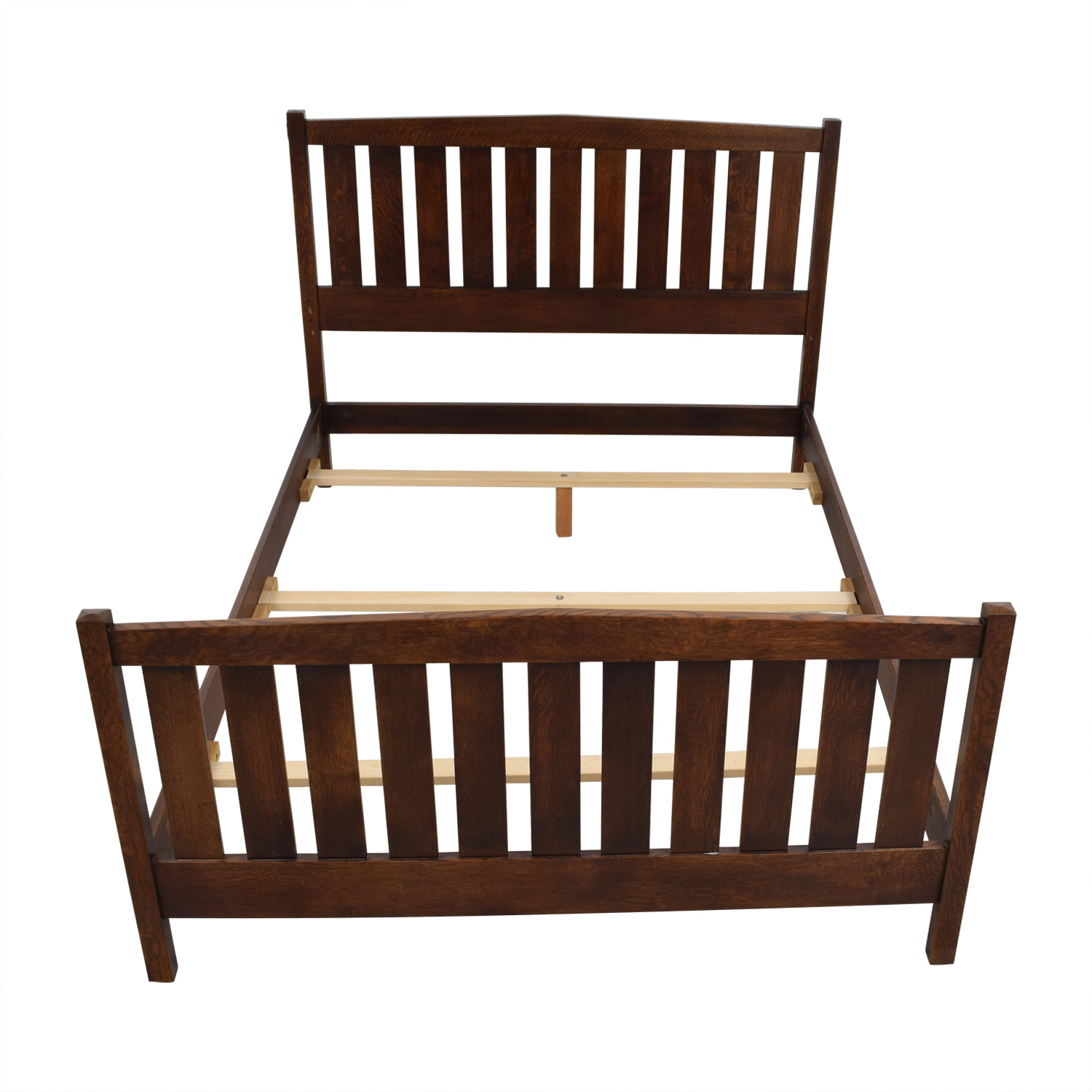 Stickley Stickley Mission Queen Bed Frame second hand