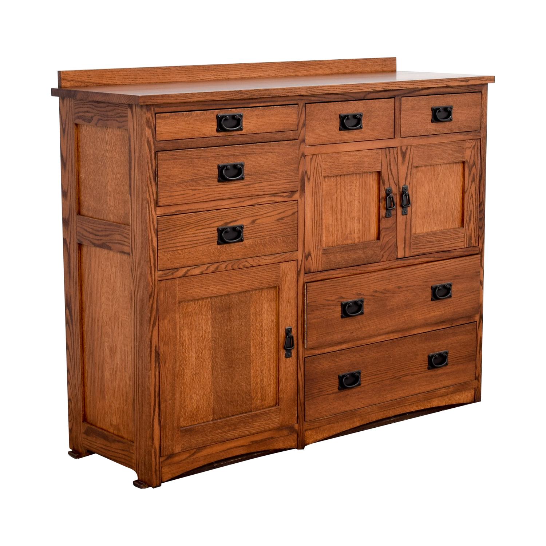 Mission Dresser sale