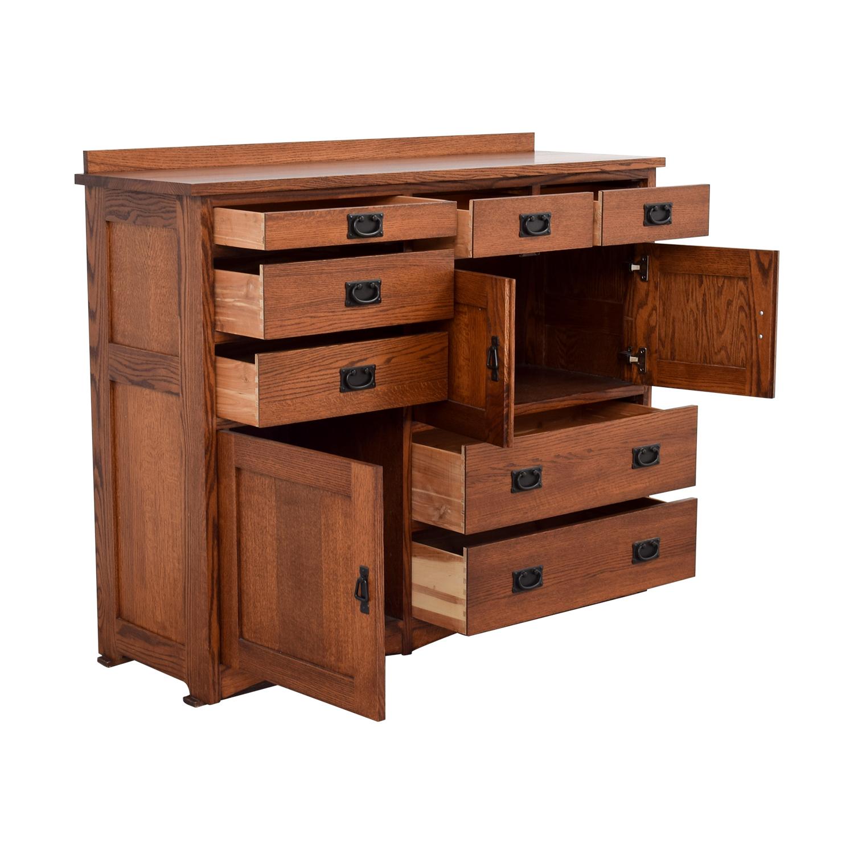 shop Mission Dresser