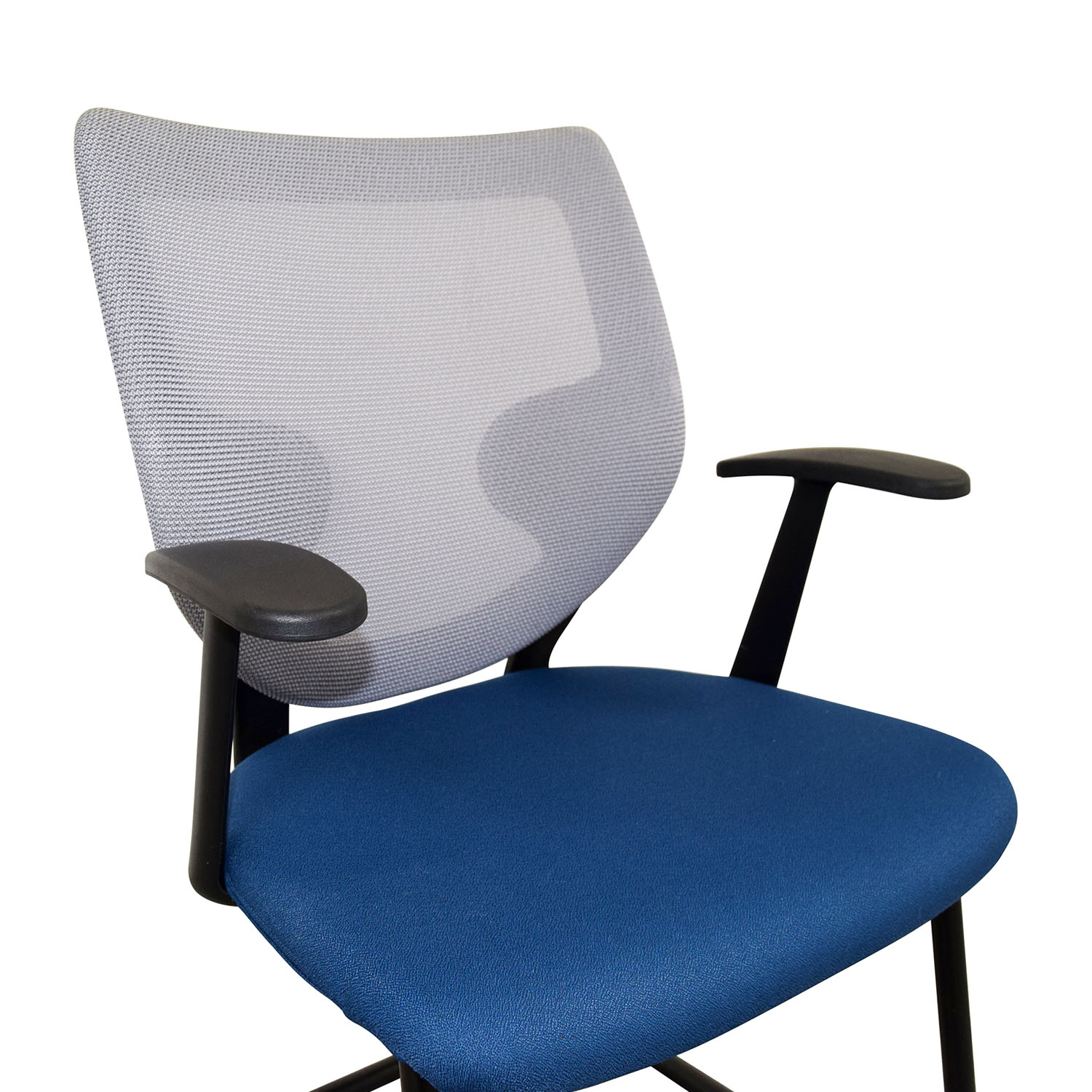 Admirable 90 Off Keilhauer Keilhauer Blue Mesh Chair Chairs Caraccident5 Cool Chair Designs And Ideas Caraccident5Info
