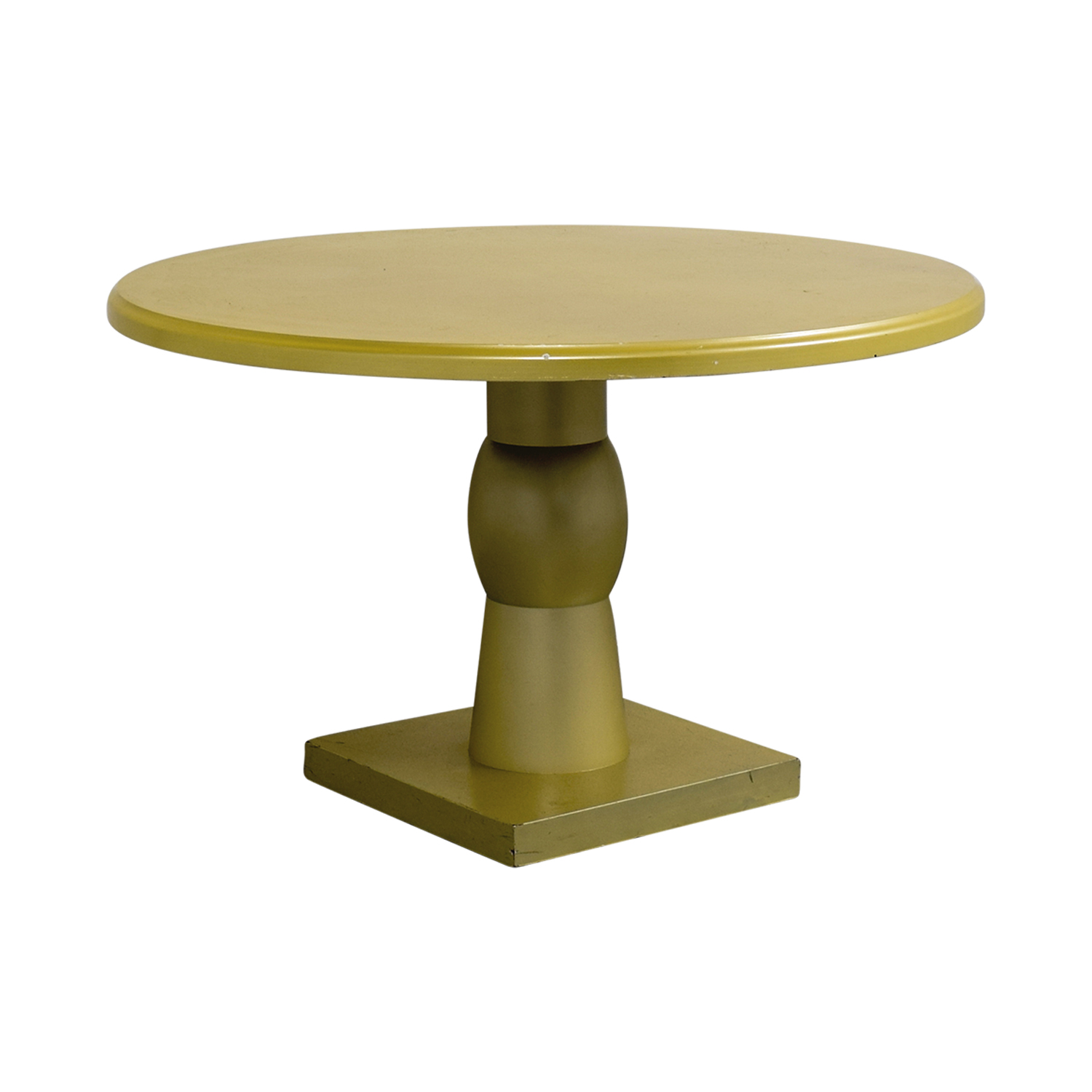 Christian Liaigre Christian Liaigre Holly Hunt Scarab Vanilla Table used
