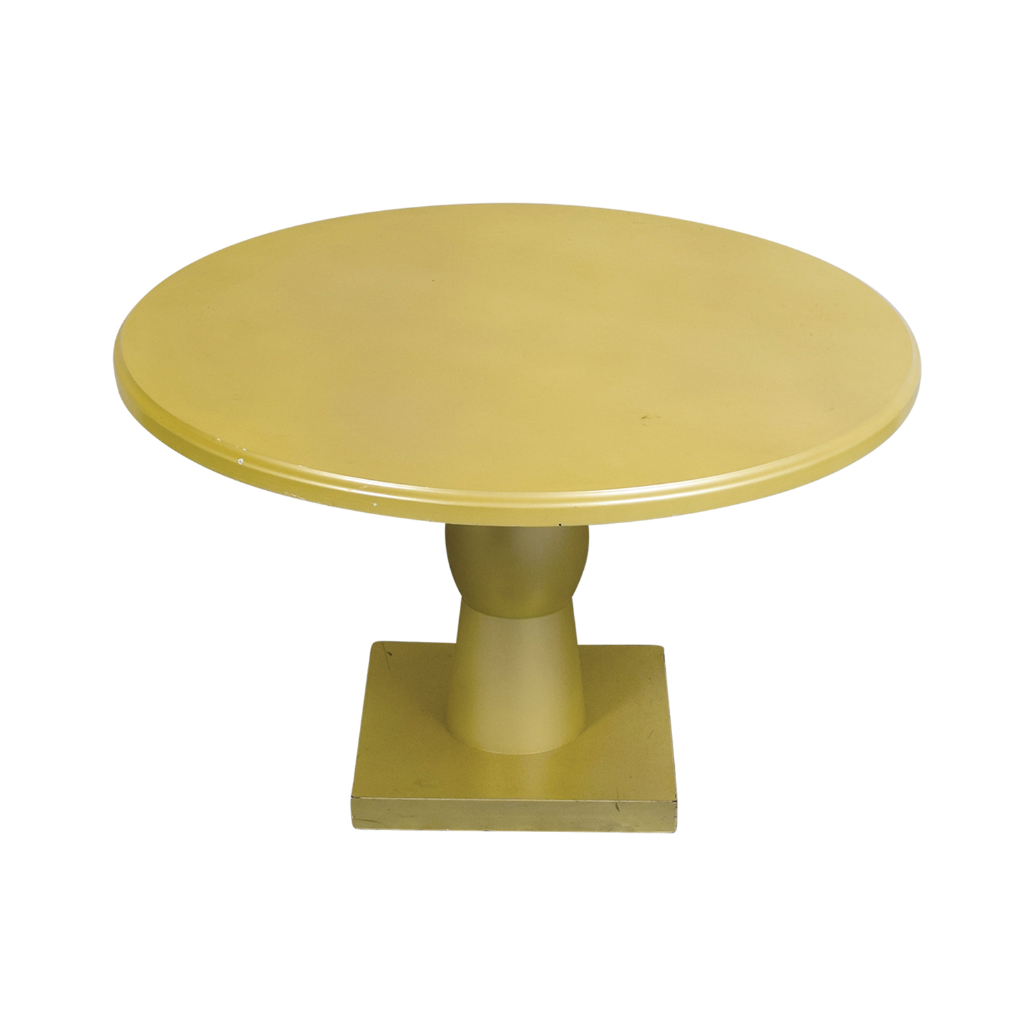 Christian Liaigre Christian Liaigre Holly Hunt Scarab Vanilla Table for sale