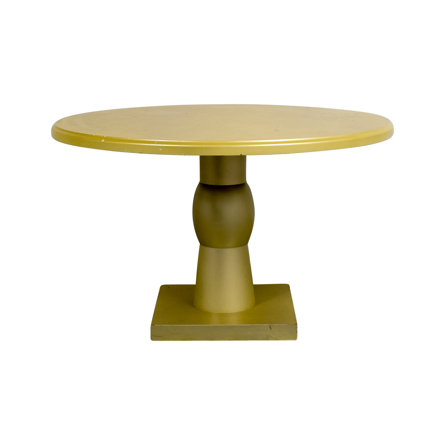 Christian Liaigre Christian Liaigre Holly Hunt Scarab Vanilla Table Accent Tables