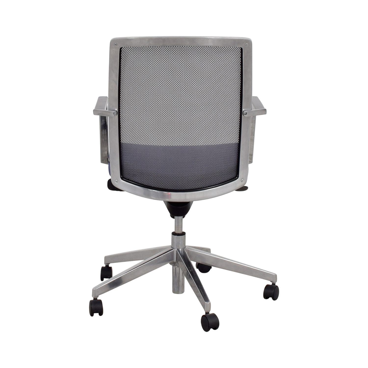 Interstuhl Interstuhl X262 Standard Blue Mesh Task Chair Nyc