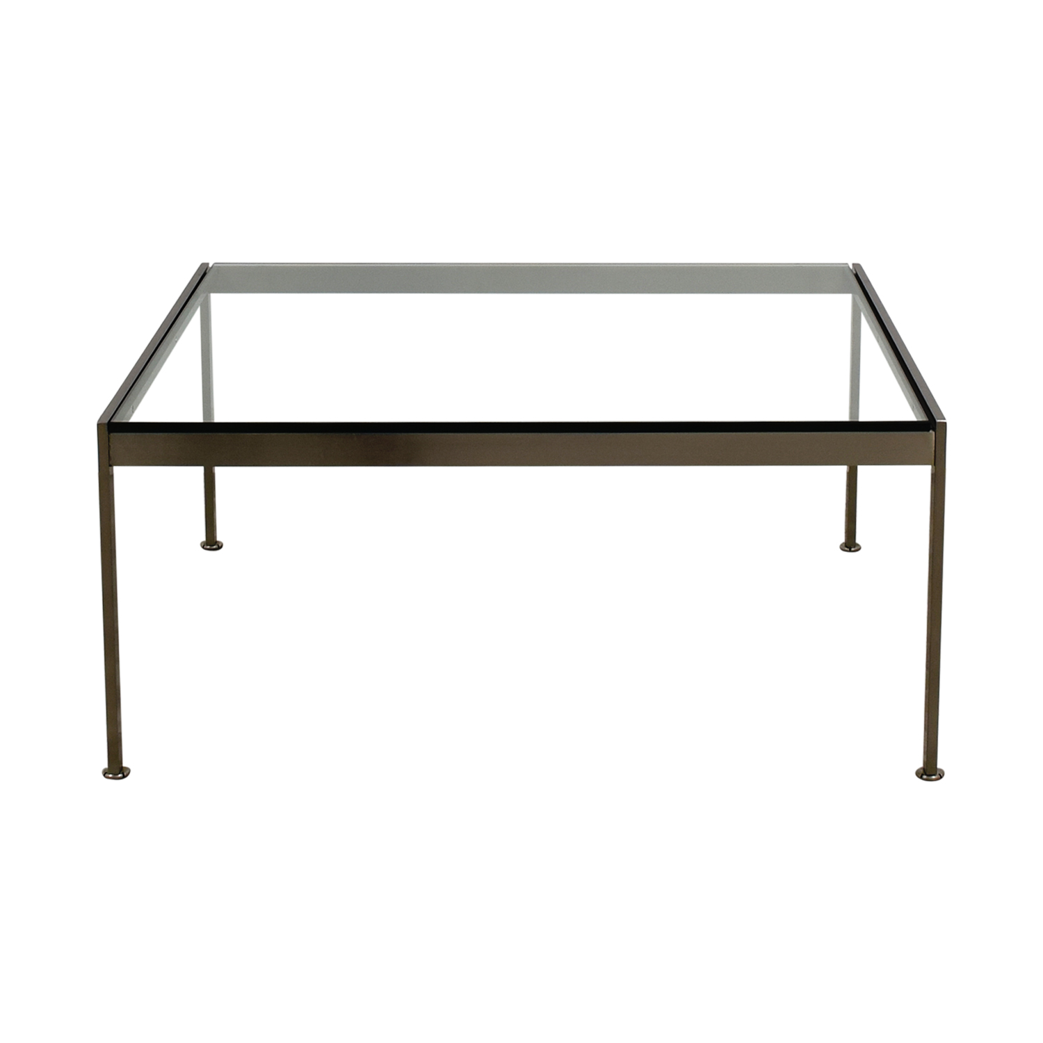 shop Geiger Geiger Metaland Glass Coffee Table online
