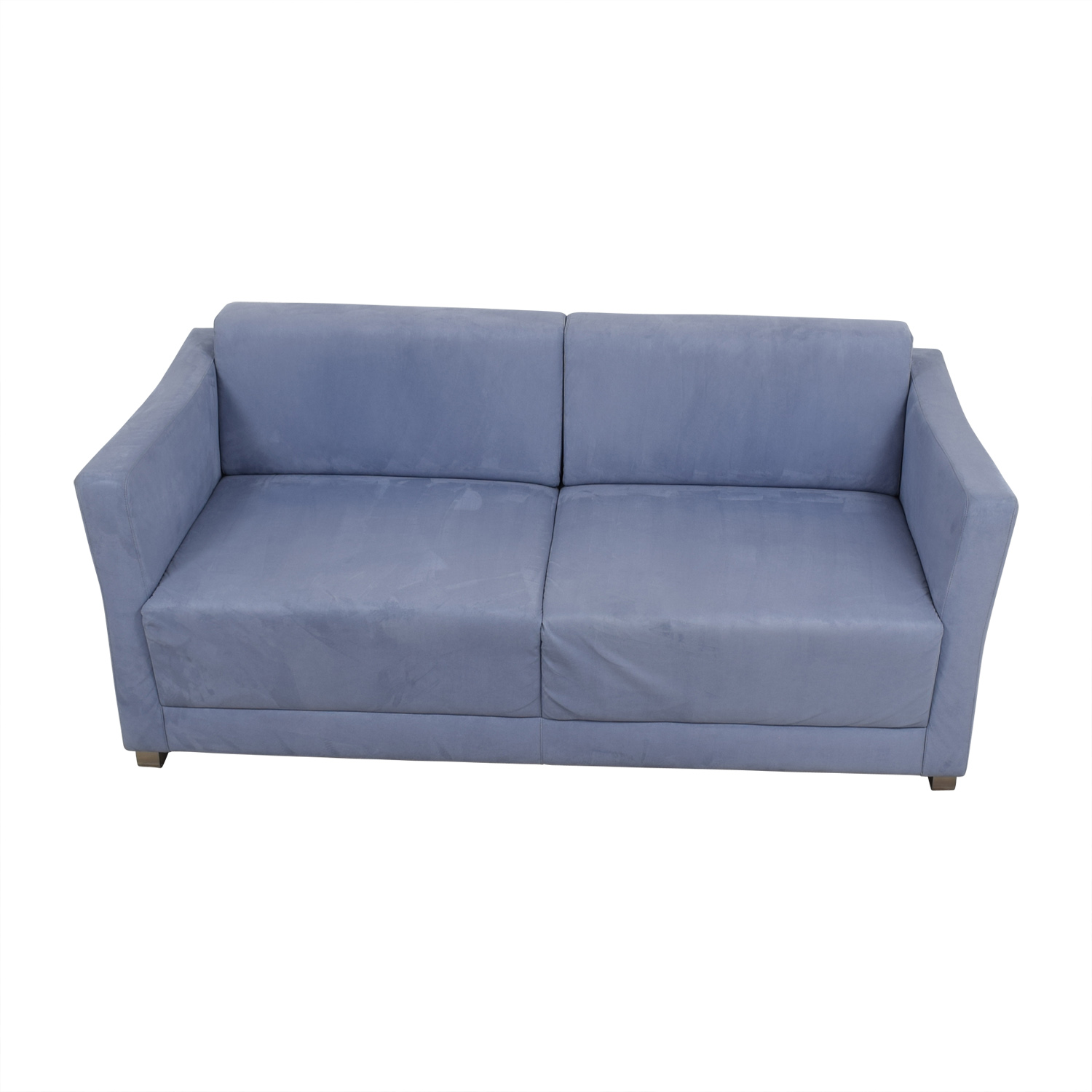 ... Bernhardtt Bernhardt Milix Light Blue Sofa For Sale ...