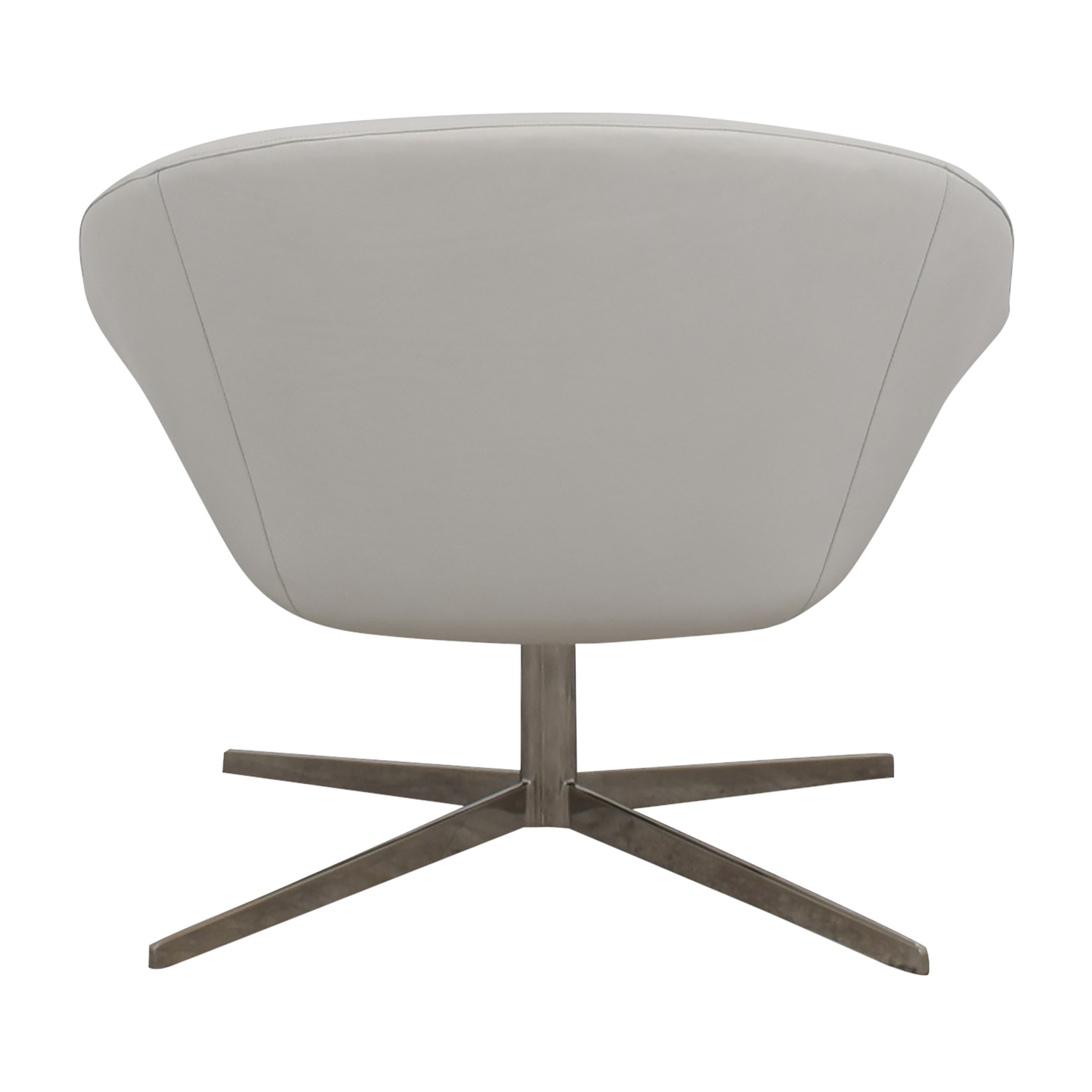 Benhardt Bernhardt Remy Fundamental White Chair discount