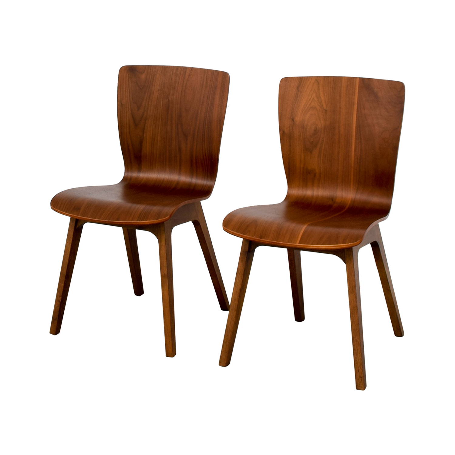 West Elm West Elm Crest Brentwood Chairs Chairs