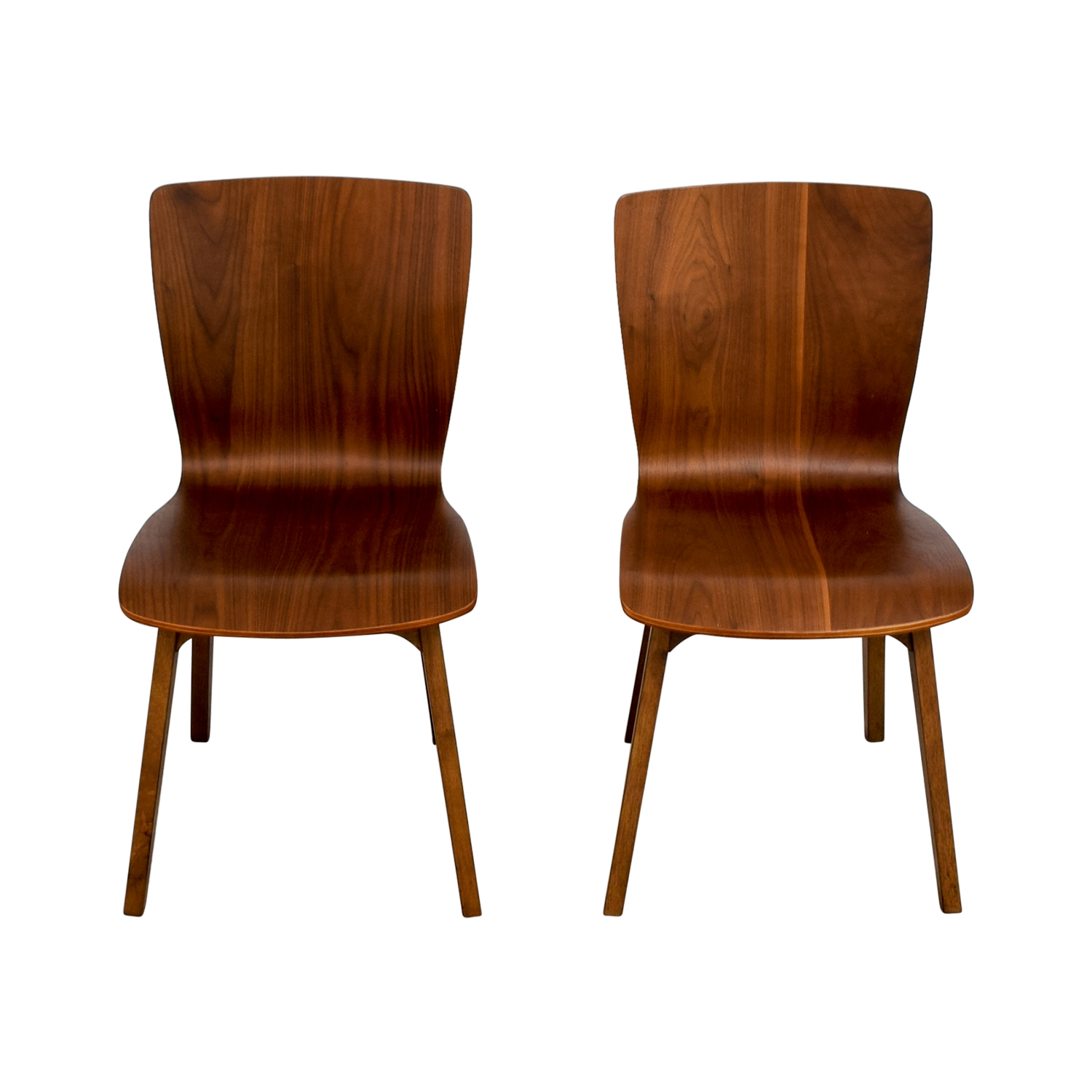 buy West Elm Crest Brentwood Chairs West Elm Chairs