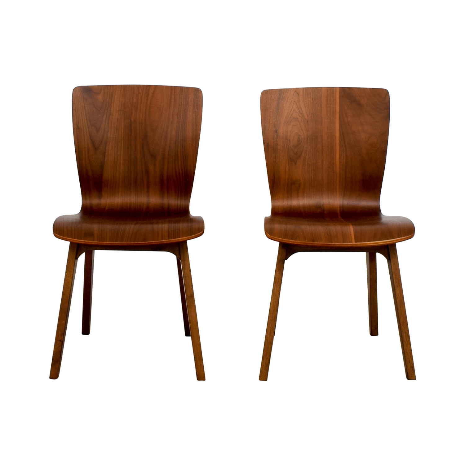 56% OFF   West Elm West Elm Crest Brentwood Chairs / Chairs