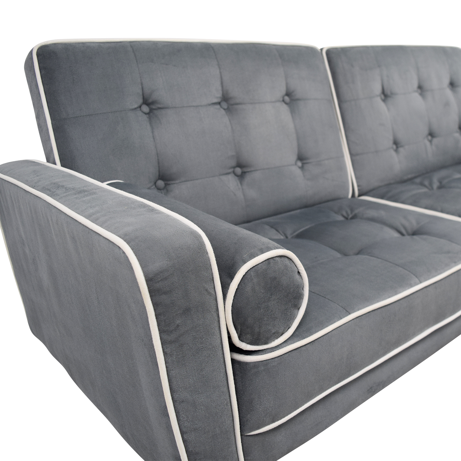 Pleasant 45 Off Wayfair Wayfair Grey Tufted Sofa Bed Sofas Gamerscity Chair Design For Home Gamerscityorg