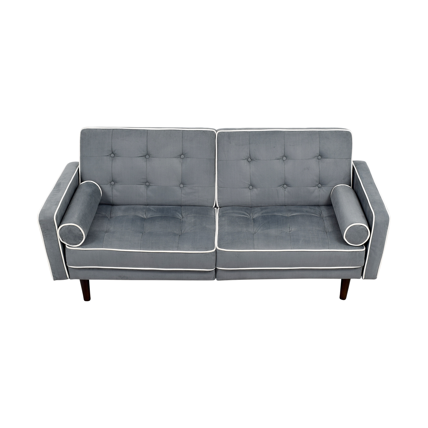 Wayfair Wayfair Grey Tufted Sofa Bed Grey