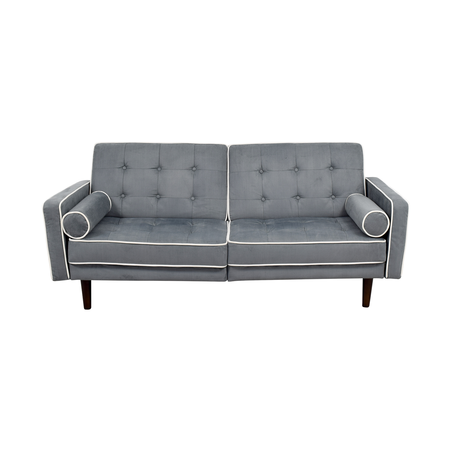45 OFF Wayfair Wayfair Grey Tufted Sofa Bed Sofas