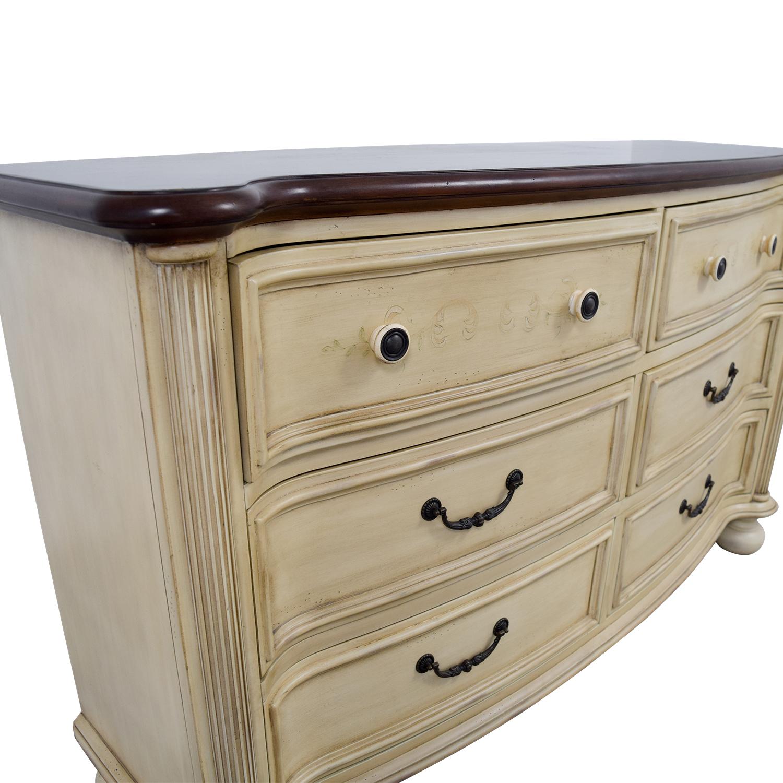 shop Hooker Furniture Six Drawer Dresser Hooker Furniture Storage