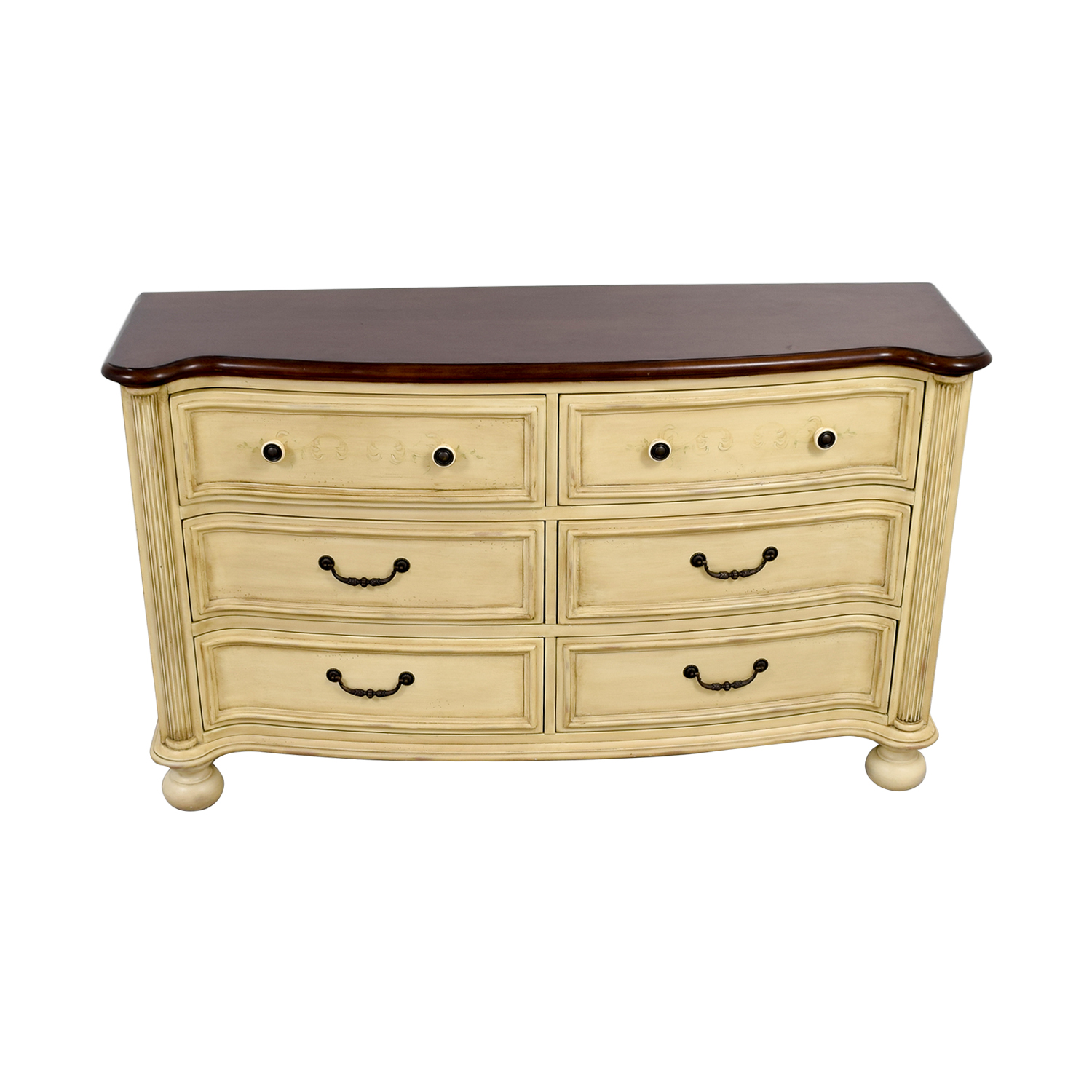 Hooker Furniture Hooker Furniture Six Drawer Dresser dimensions