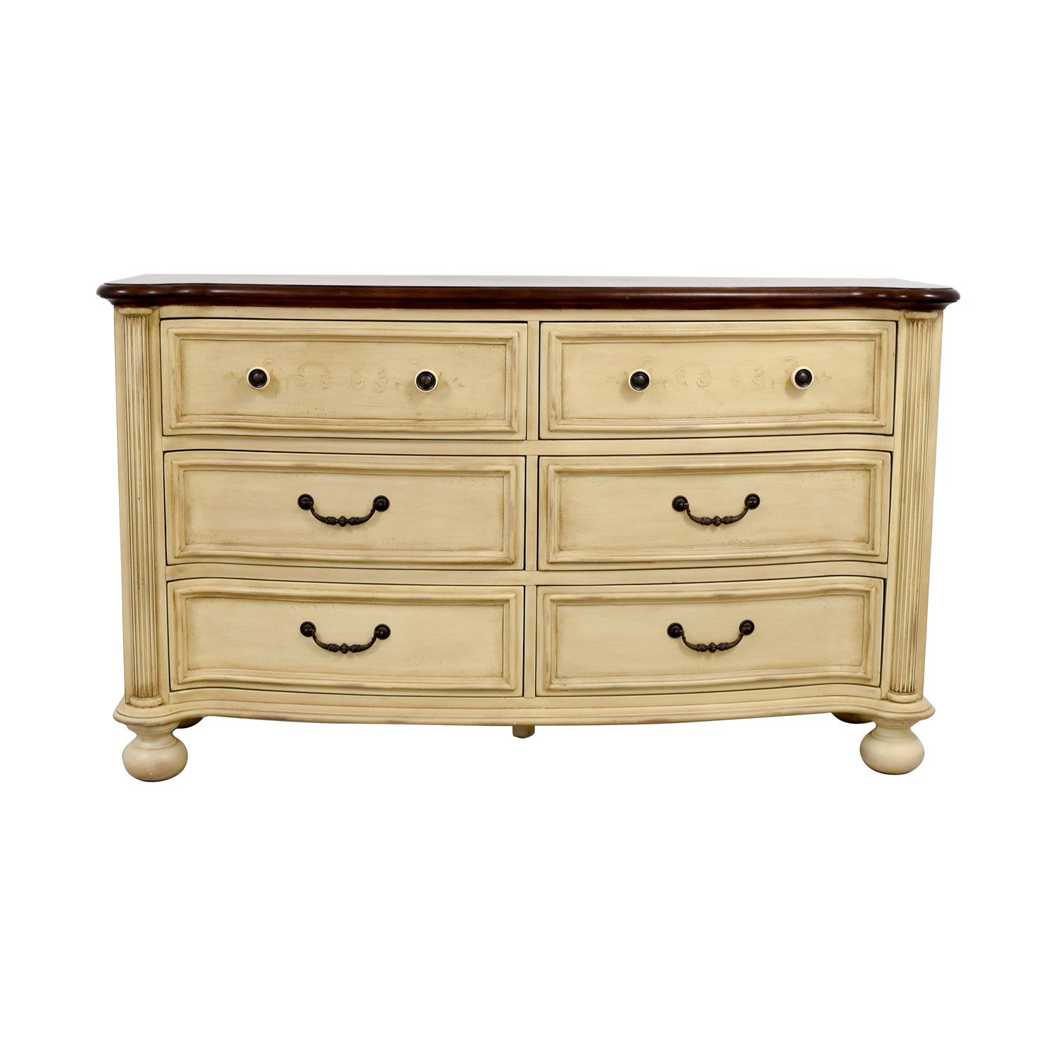 buy Hooker Furniture Six Drawer Dresser Hooker Furniture Storage