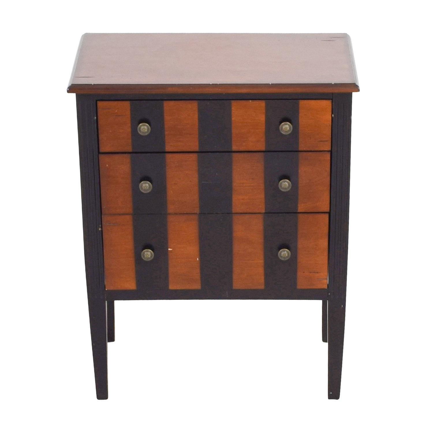 shop Pier 1 Imports Striped Side Table Pier 1 Imports End Tables