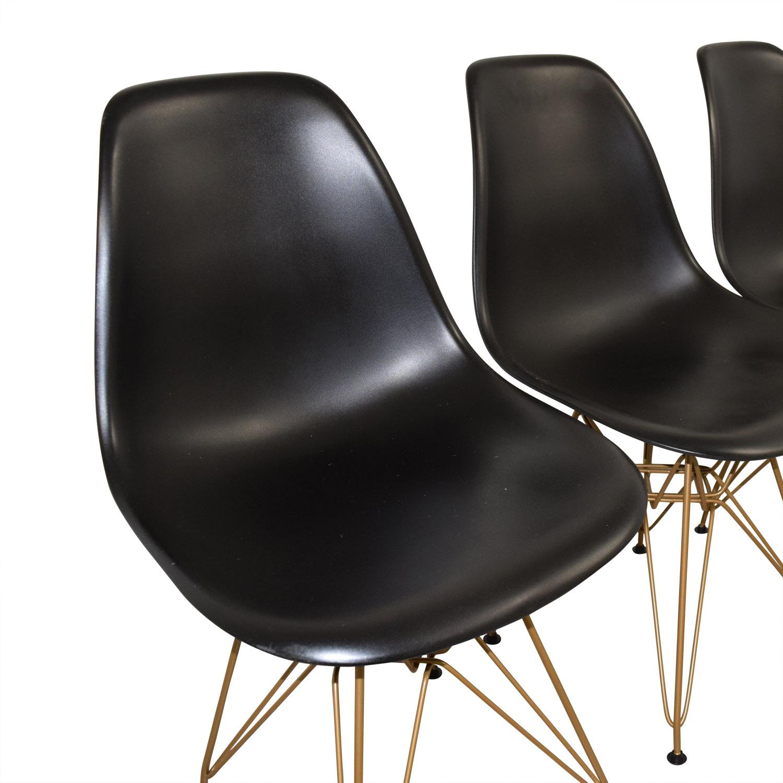 Junia Junia Black Side Chairs for sale