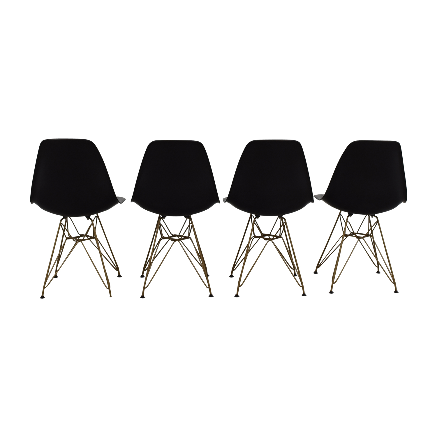 Junia Junia Black Side Chairs discount