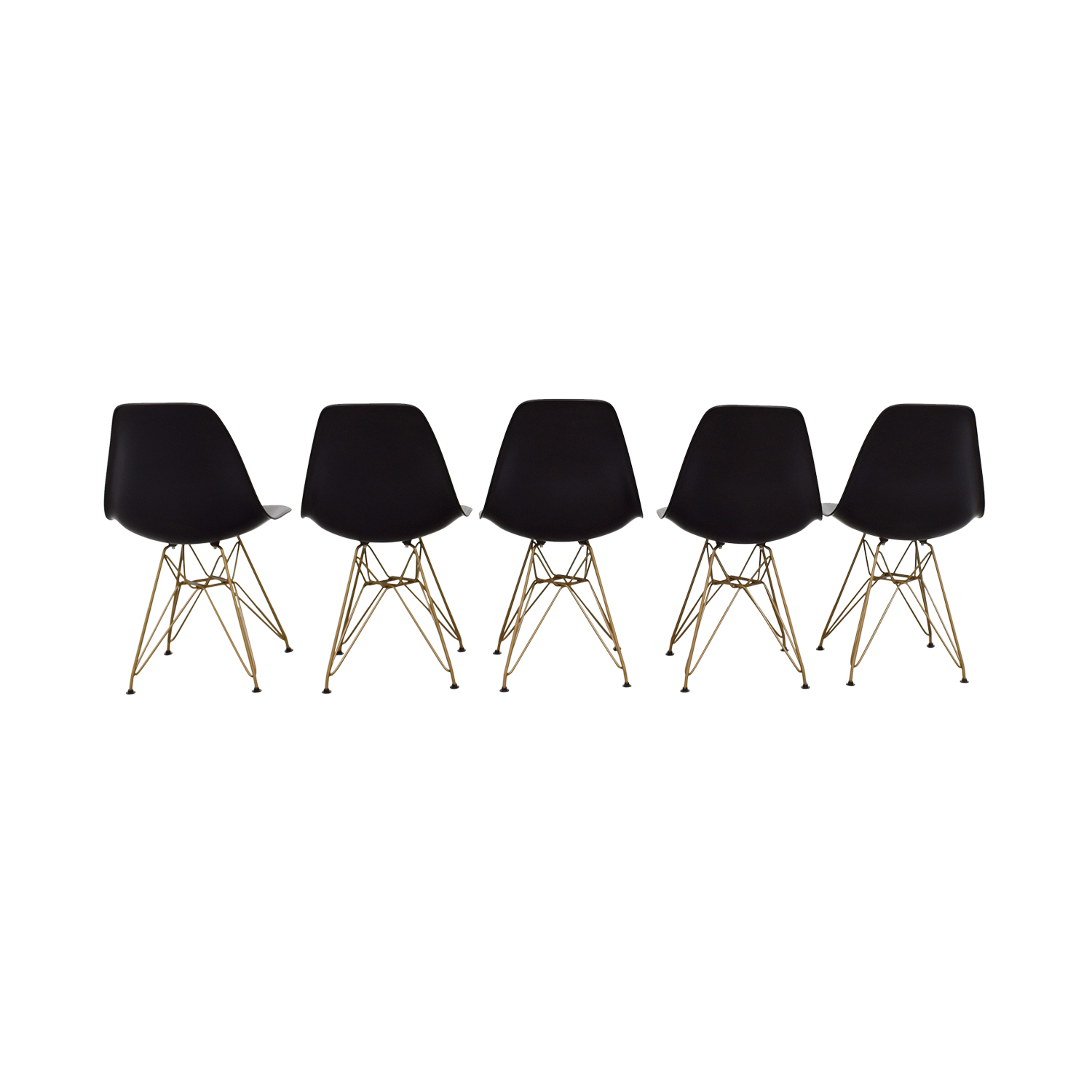 Junia Black Side Chairs discount