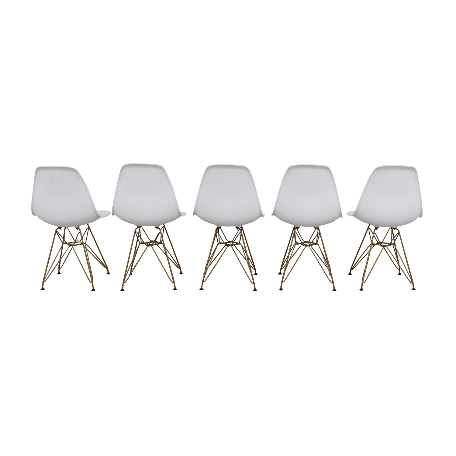 Junia Junia White Side Chairs on sale