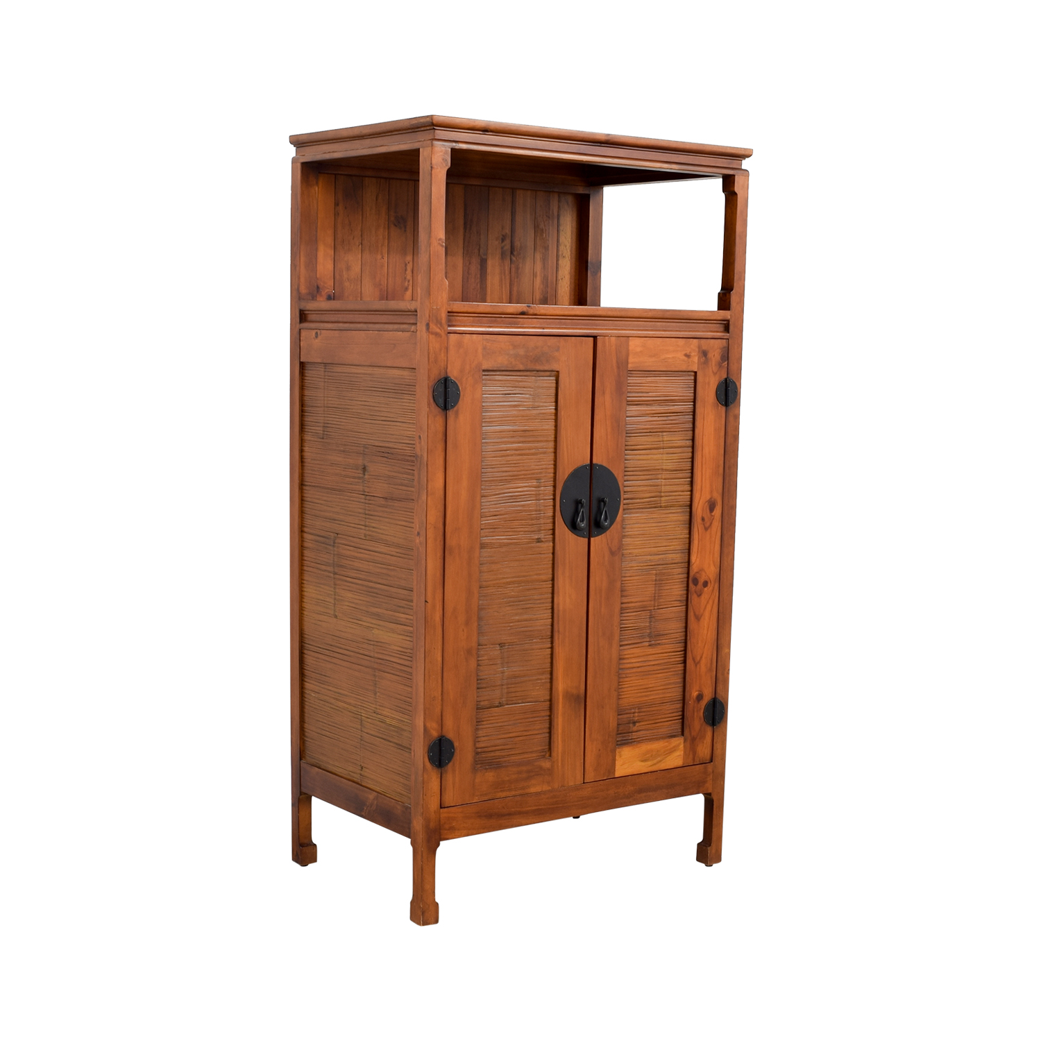 Pier 1 Imports Pier 1 Imports Asian Armoire or Entertainment Cabinet coupon