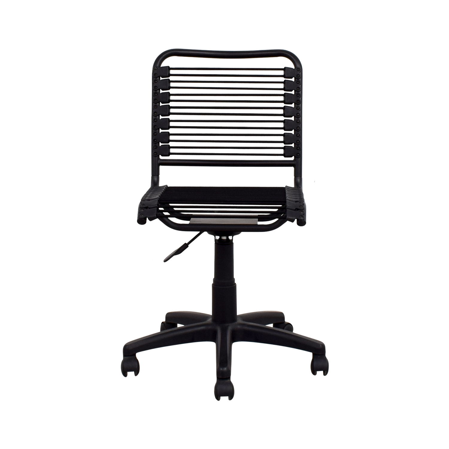 Container Store Container Store Black Office Chair used