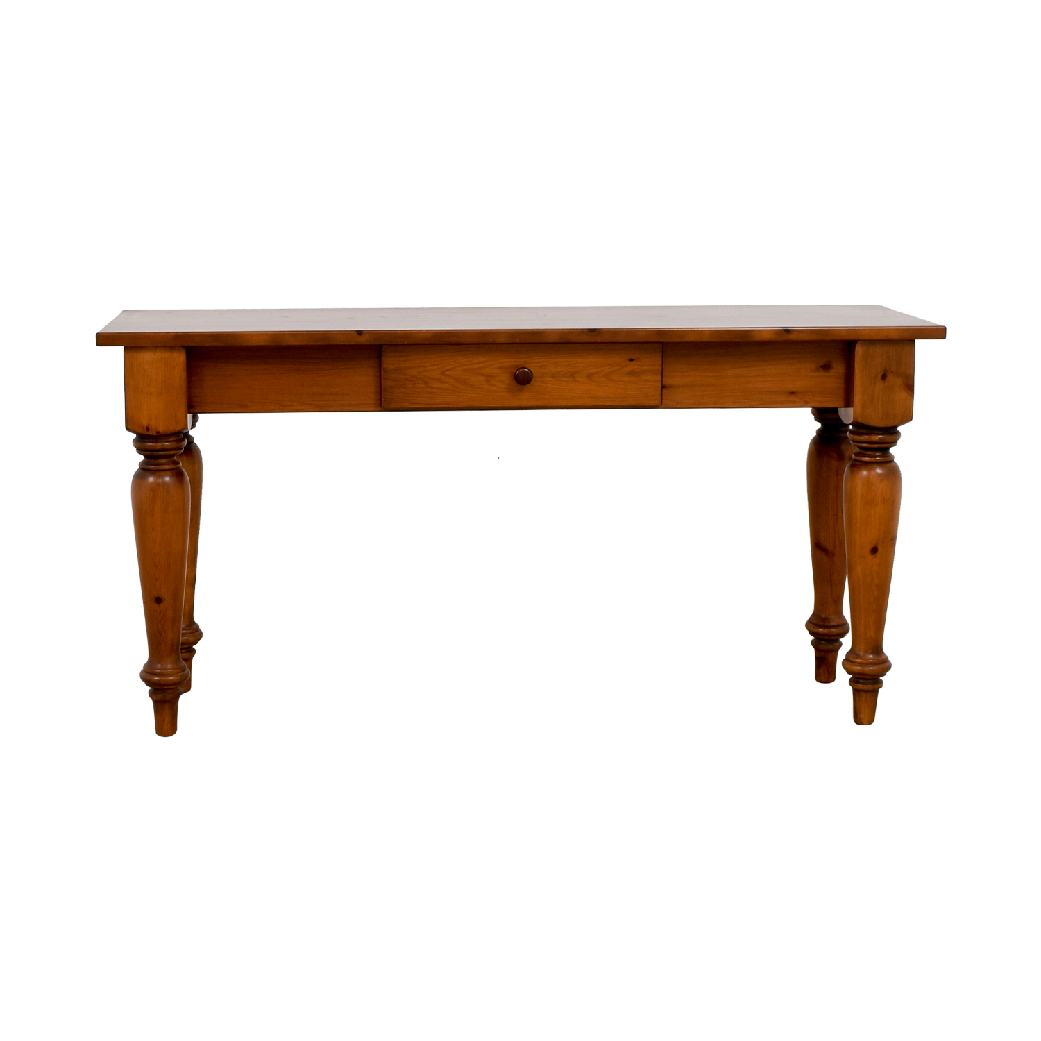Wood Console Table nyc