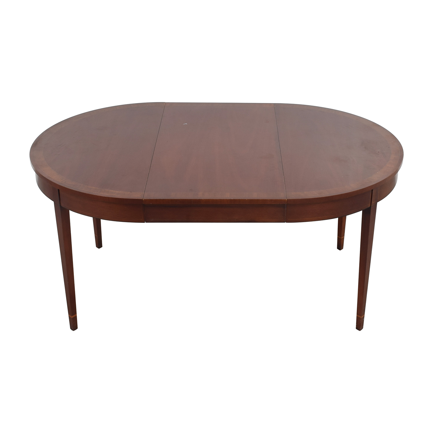 shop Stickley HIC 8301-40 Round Wood Table Stickley Tables