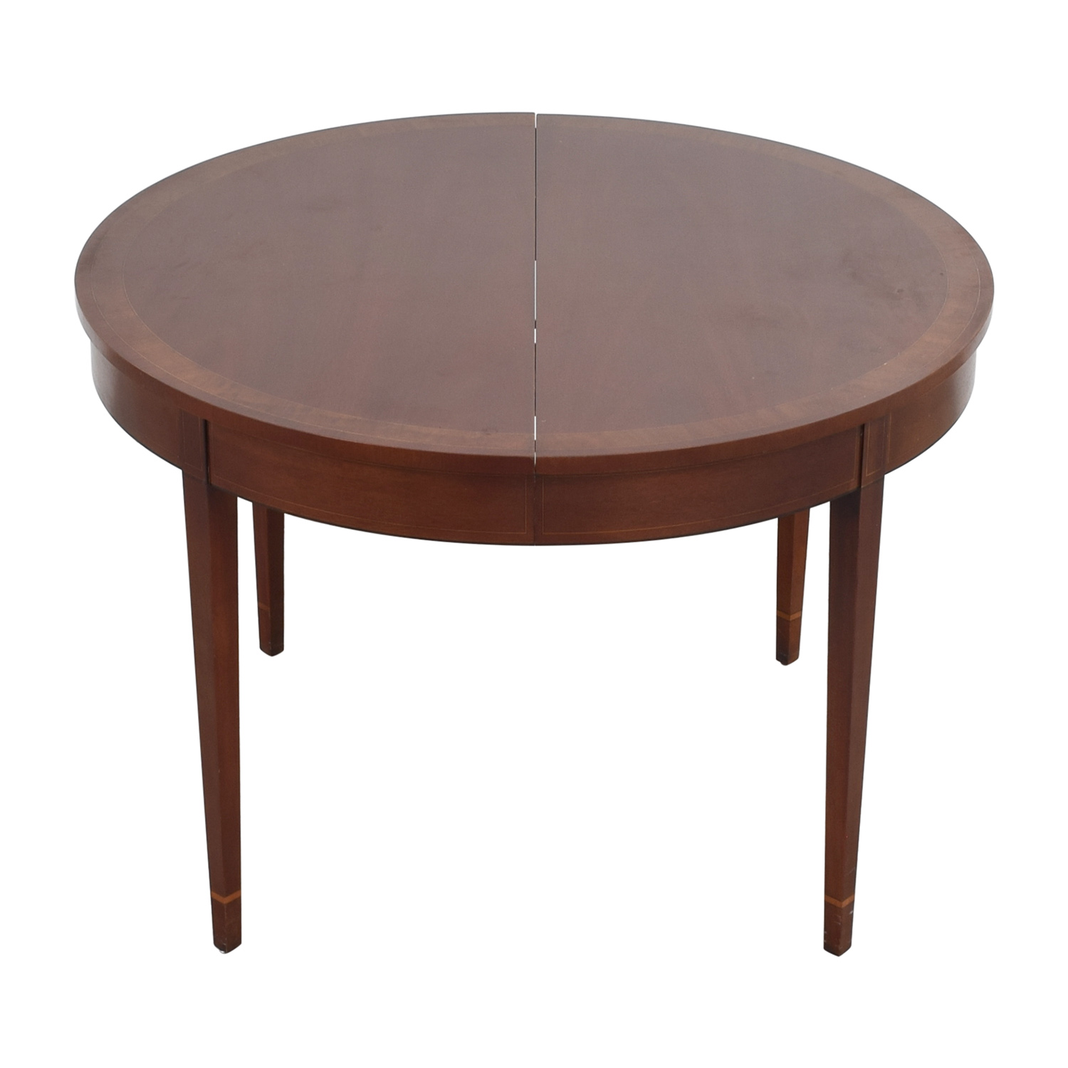 buy Stickley HIC 8301-40 Round Wood Table Stickley Sofas