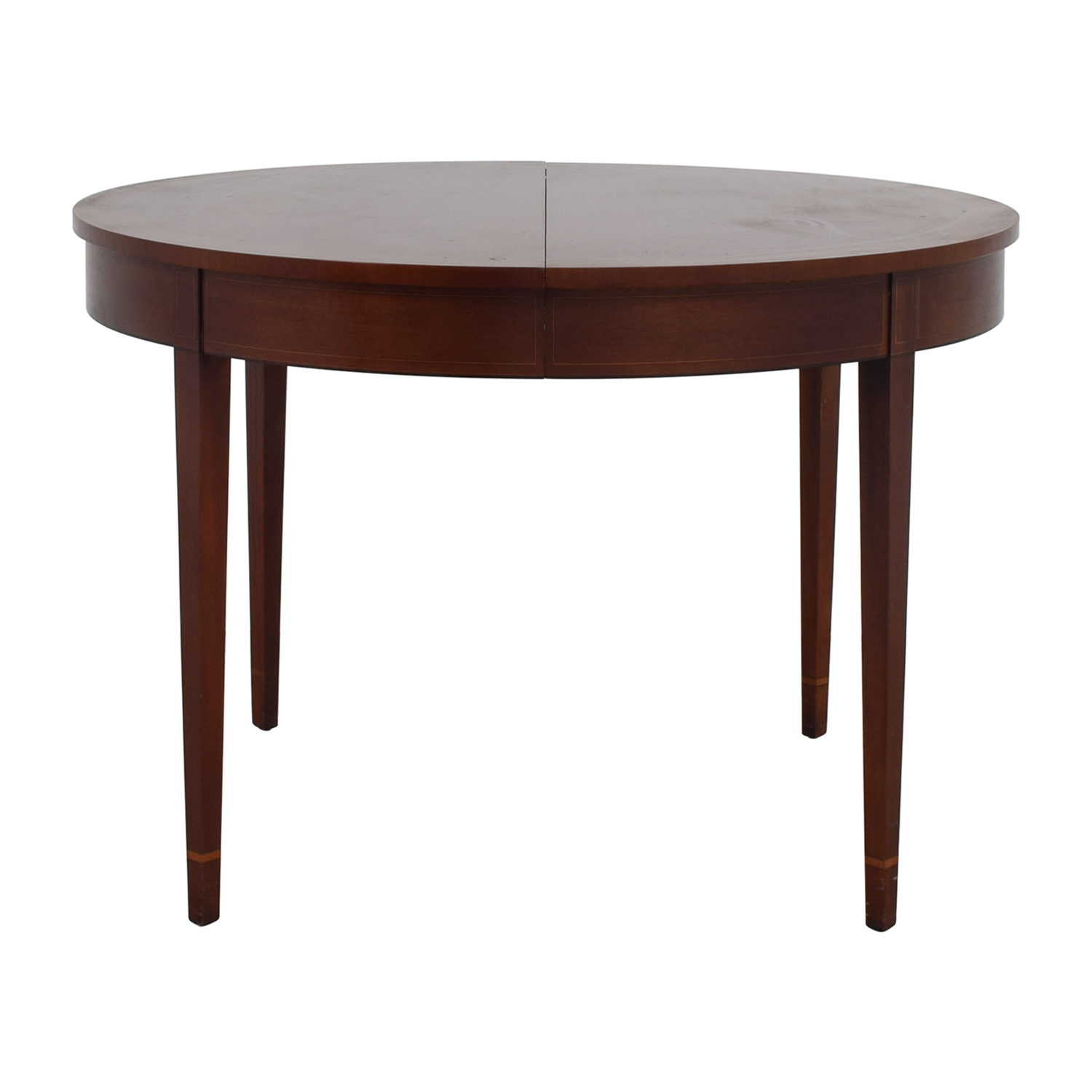 Stickley Stickley HIC 8301-40 Round Wood Table used
