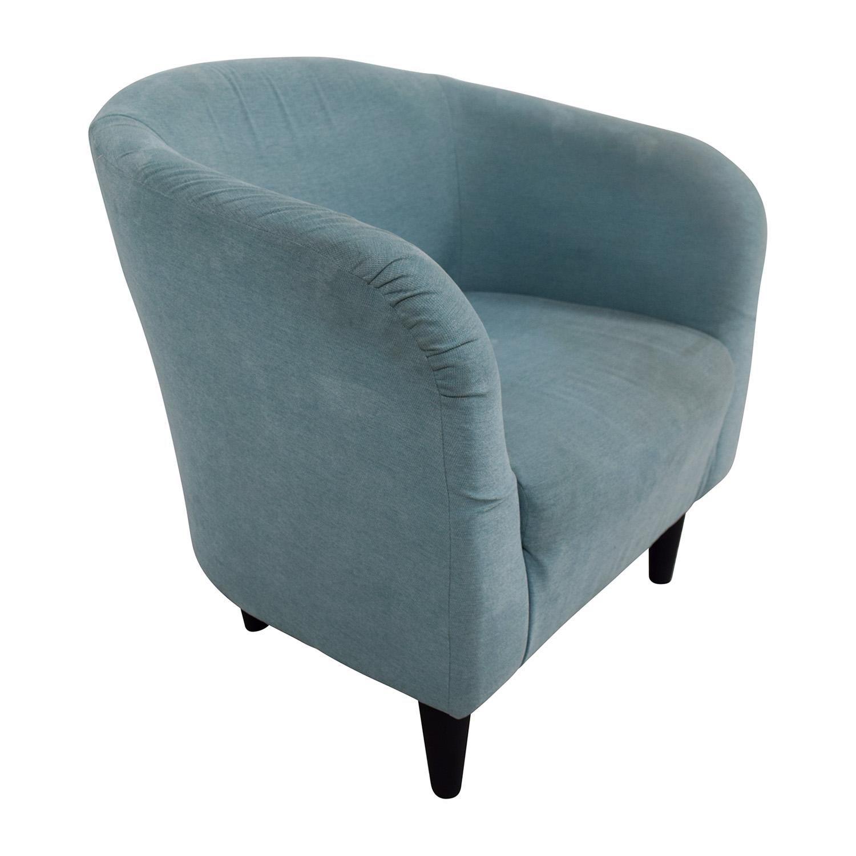 buy Wayfair Sky Blue Accent Chair Wayfair