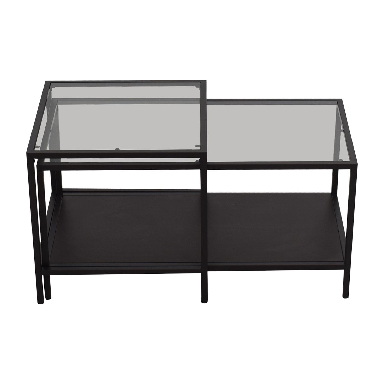 shop IKEA Nesting Coffee Tables IKEA