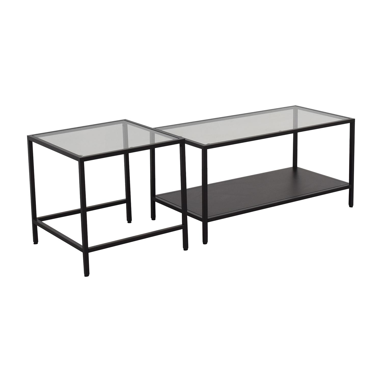 IKEA IKEA Nesting Coffee Tables second hand