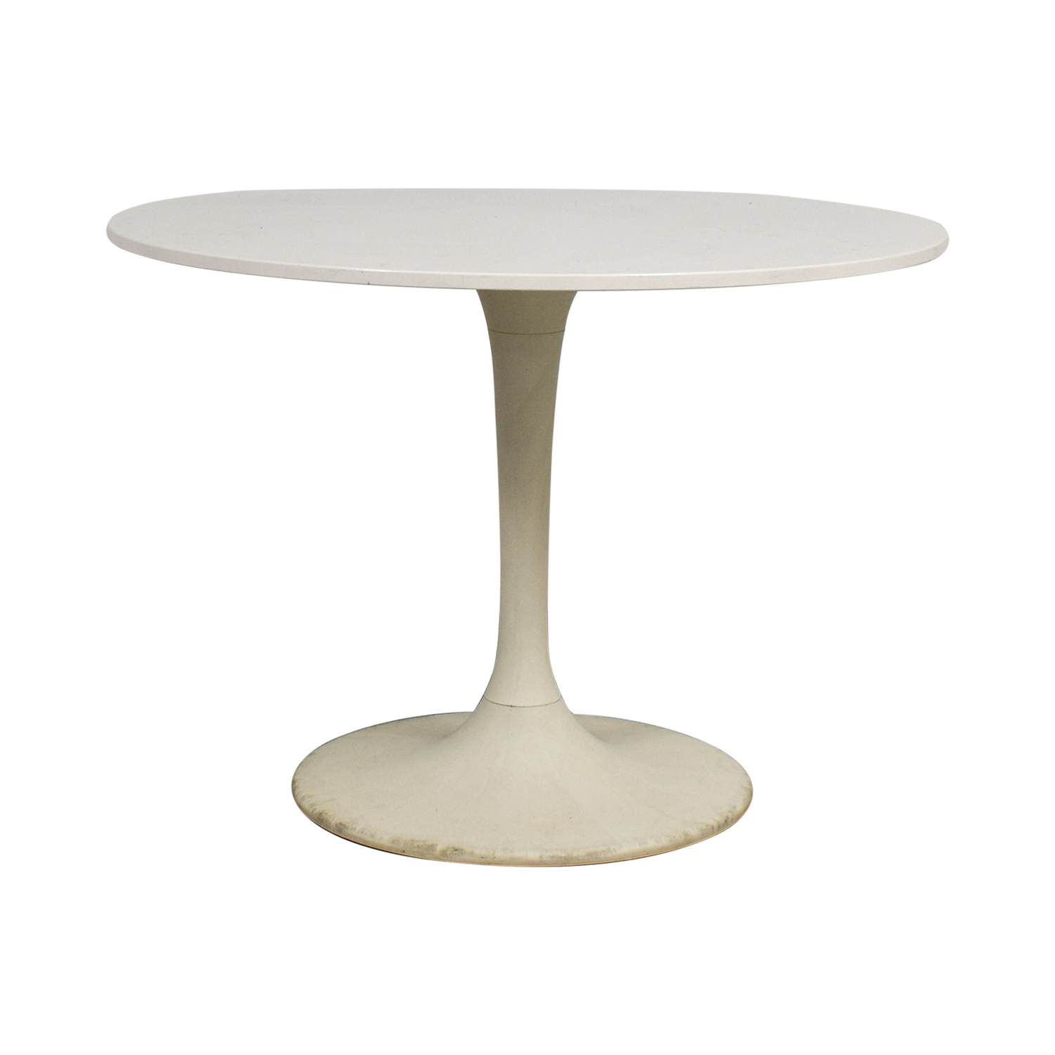 Jetson White Round Table sale