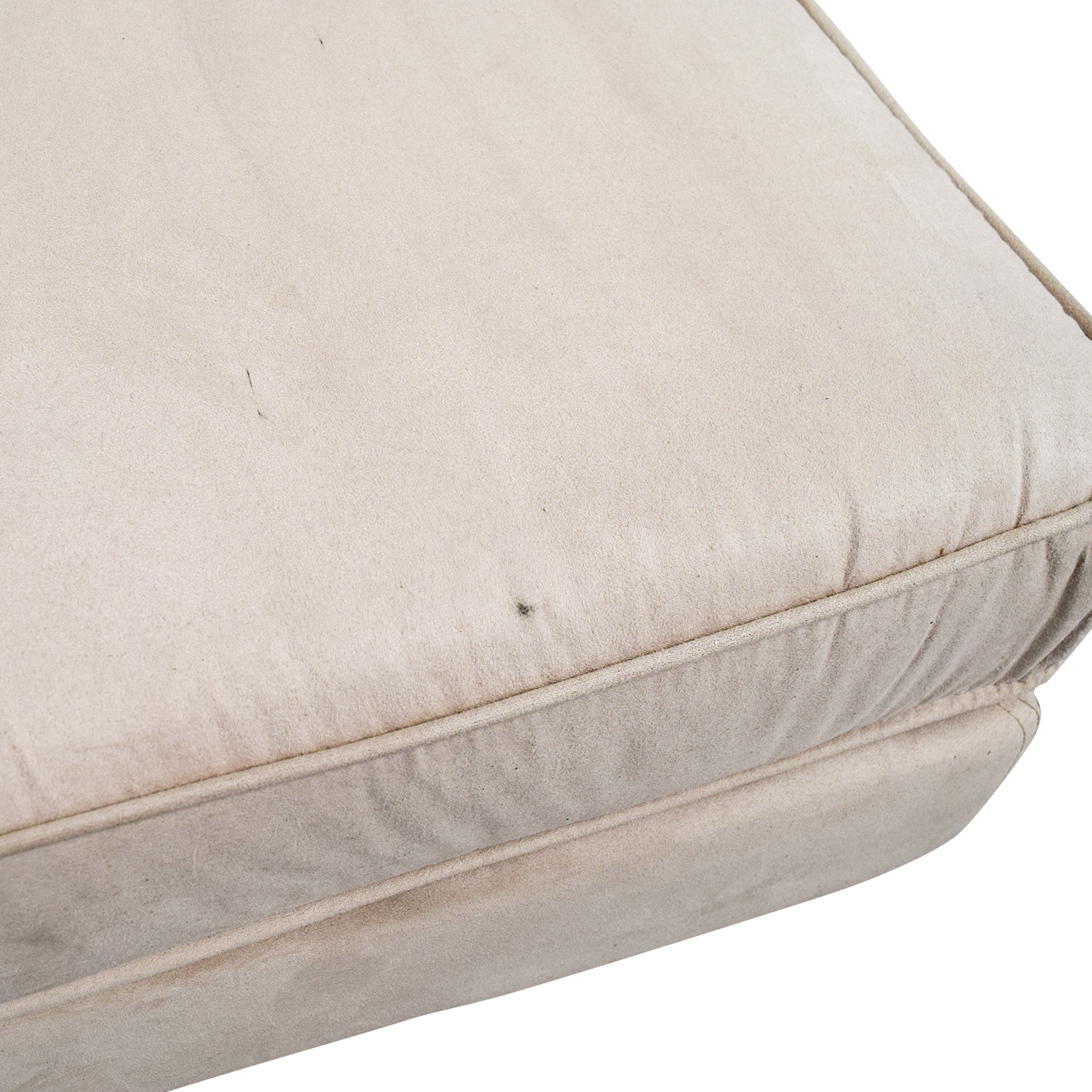 Coaster Coaster Beige Microfiber Chaise Lounger on sale