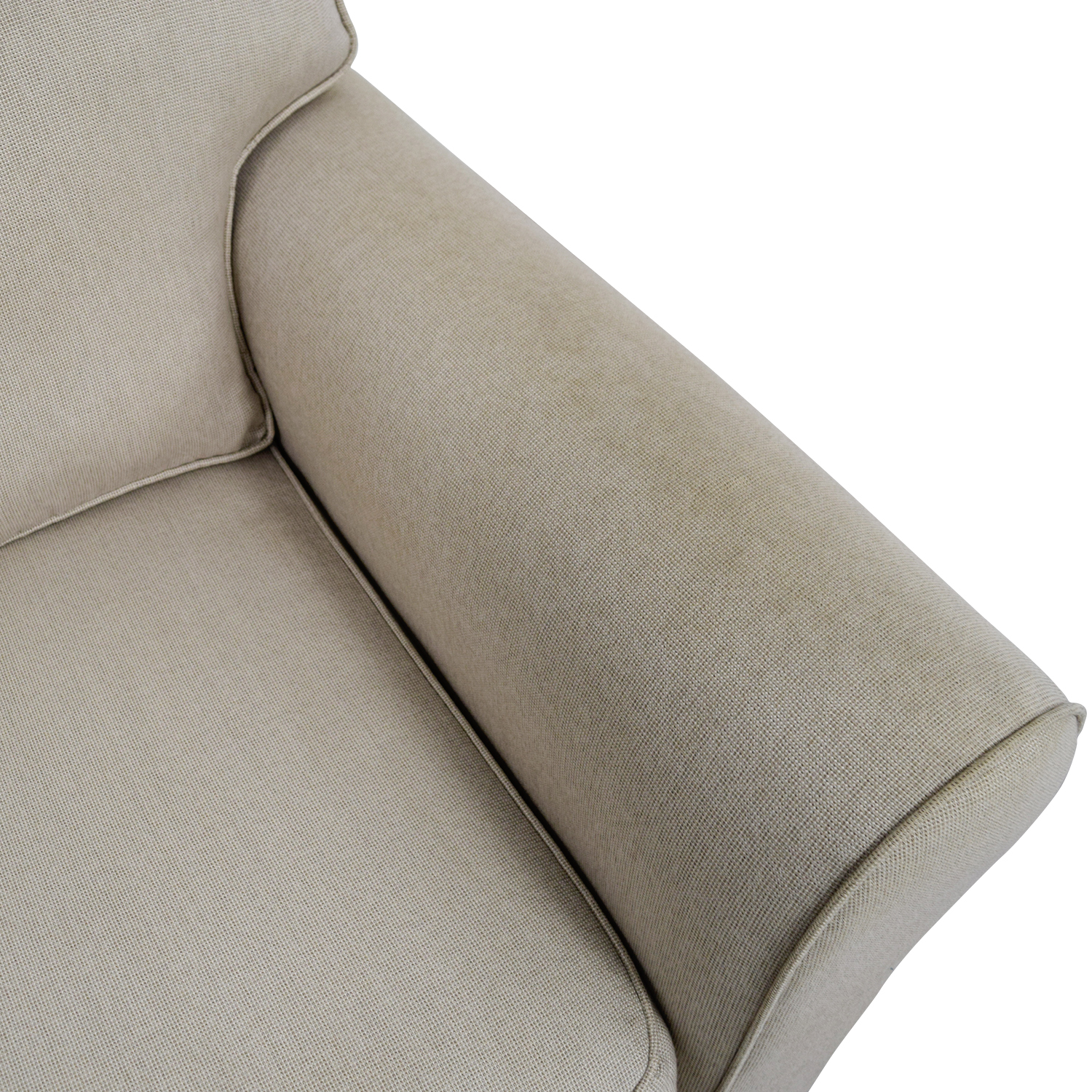 Raymour and Flanigan Langston Tan Couch sale