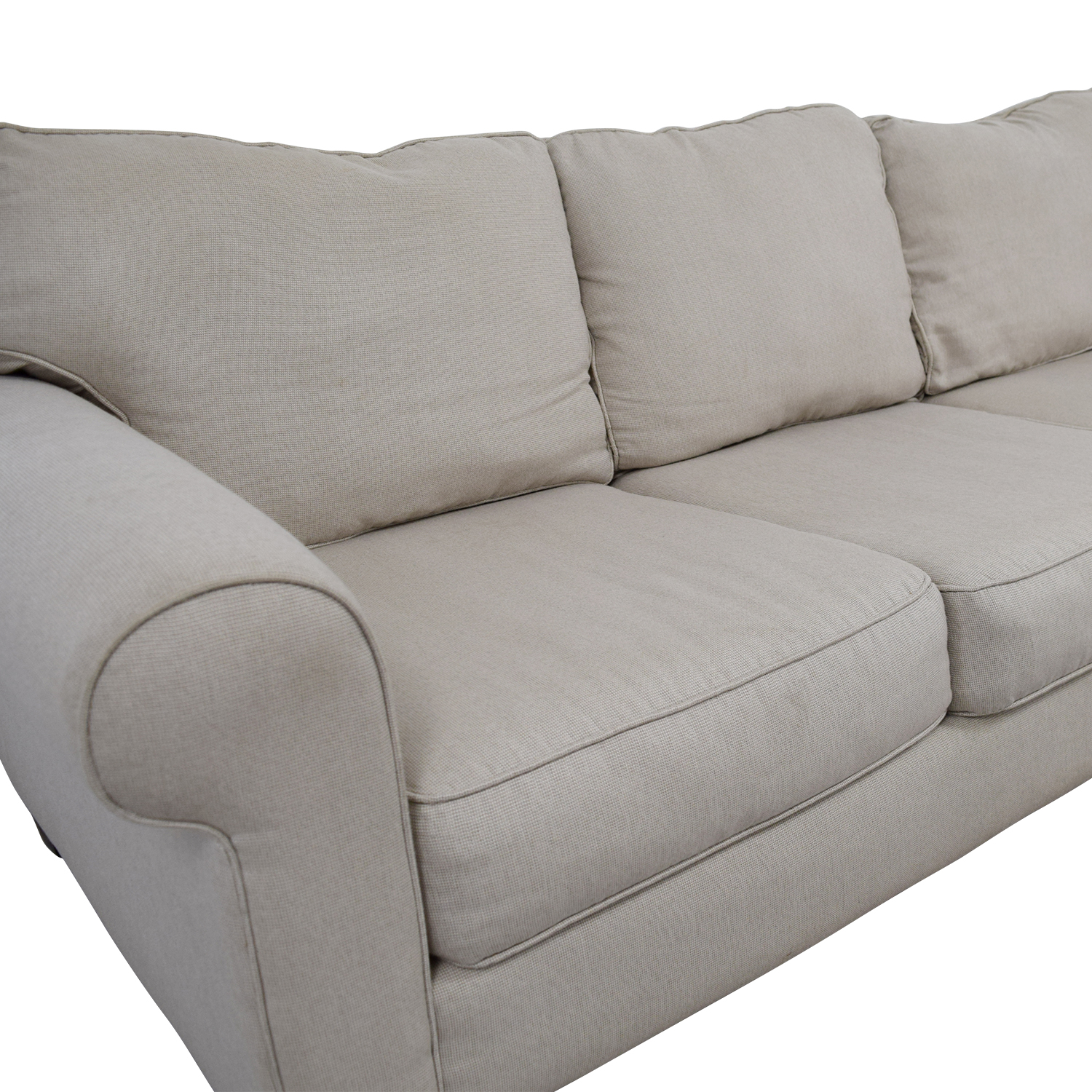 buy Raymour and Flanigan Raymour and Flanigan Langston Tan Couch online