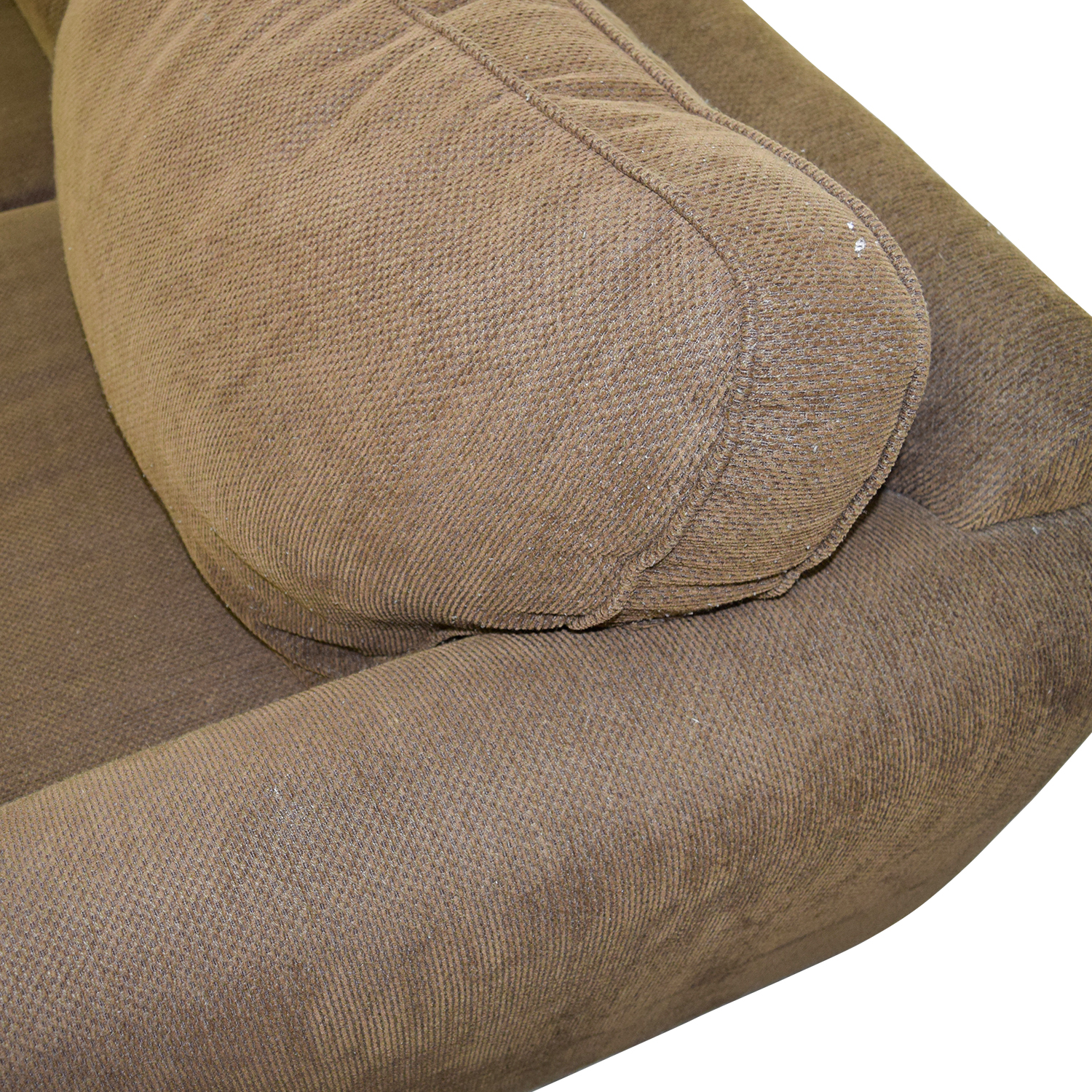 buy Brown L-Shaped Sectional Sectionals