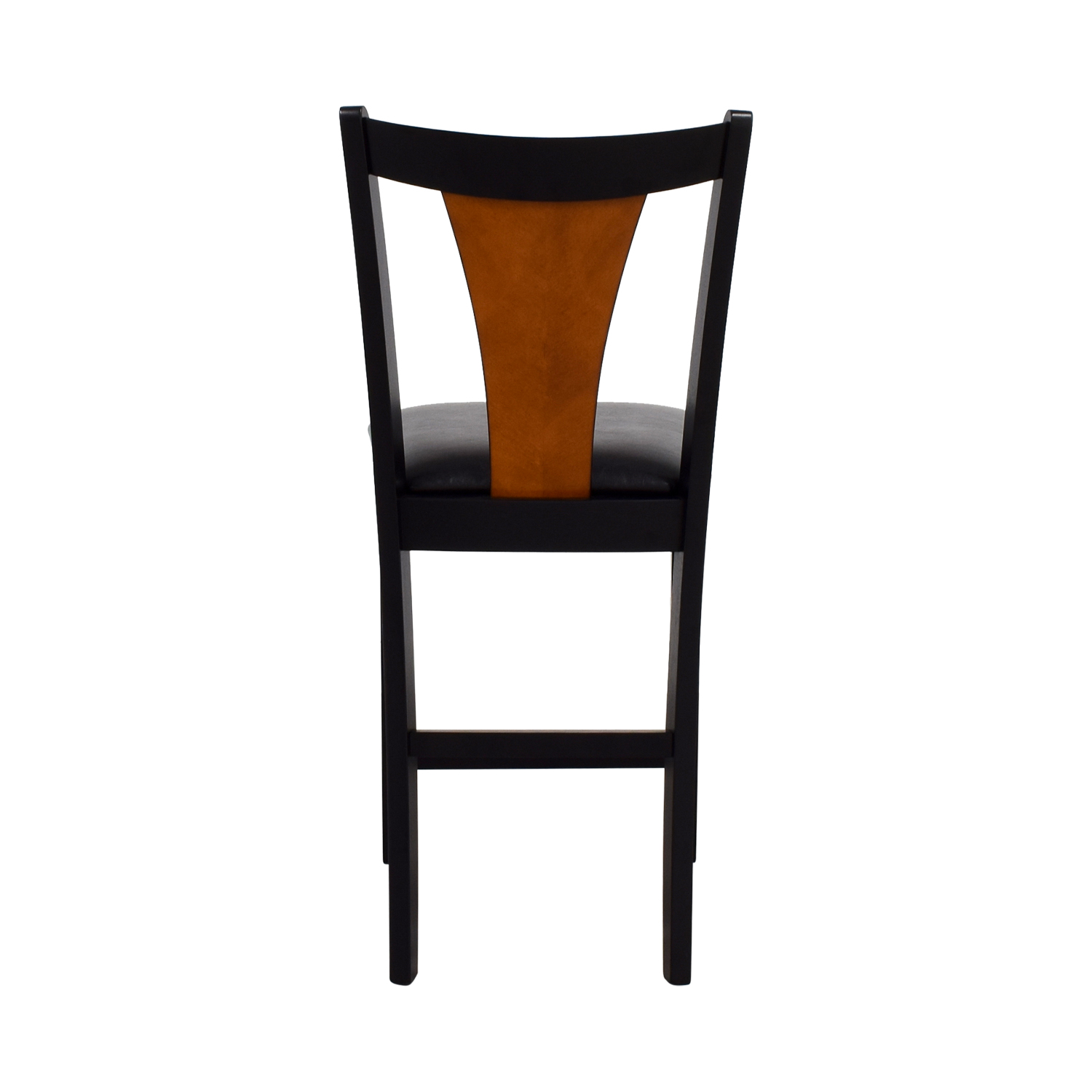 buy Coaster Furniture Coaster Furniture Amber-Black Finish Counter Chair online