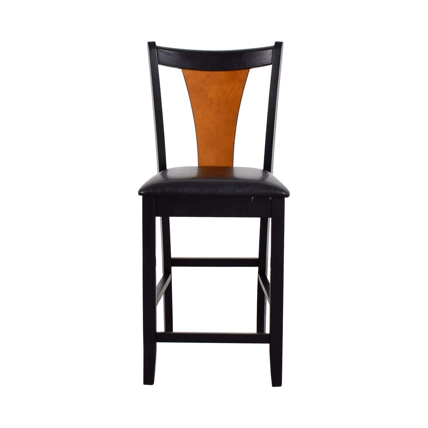 Coaster Furniture Coaster Furniture Amber Black Finish Counter Chair Nj ...