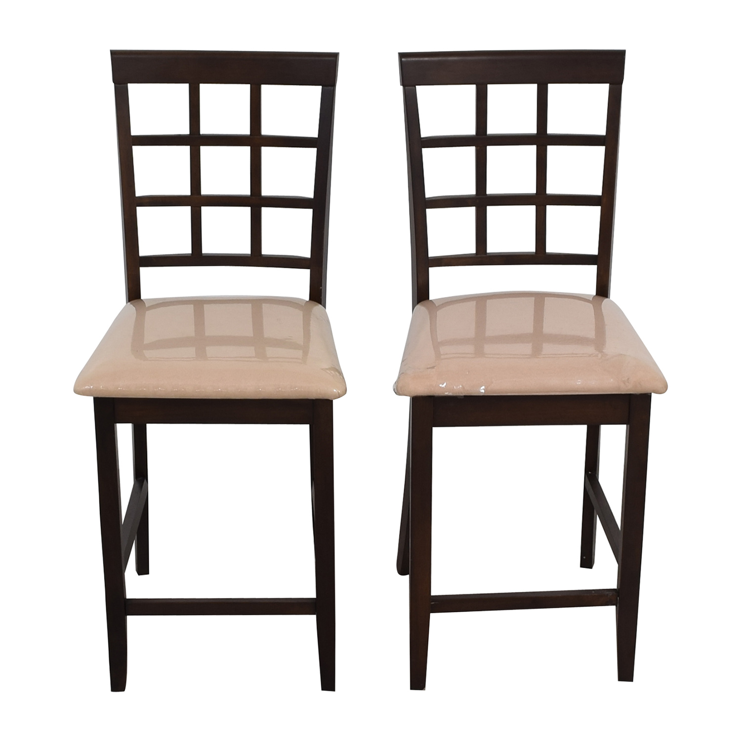 30% OFF Cappuccino Counter Height Chairs Chairs