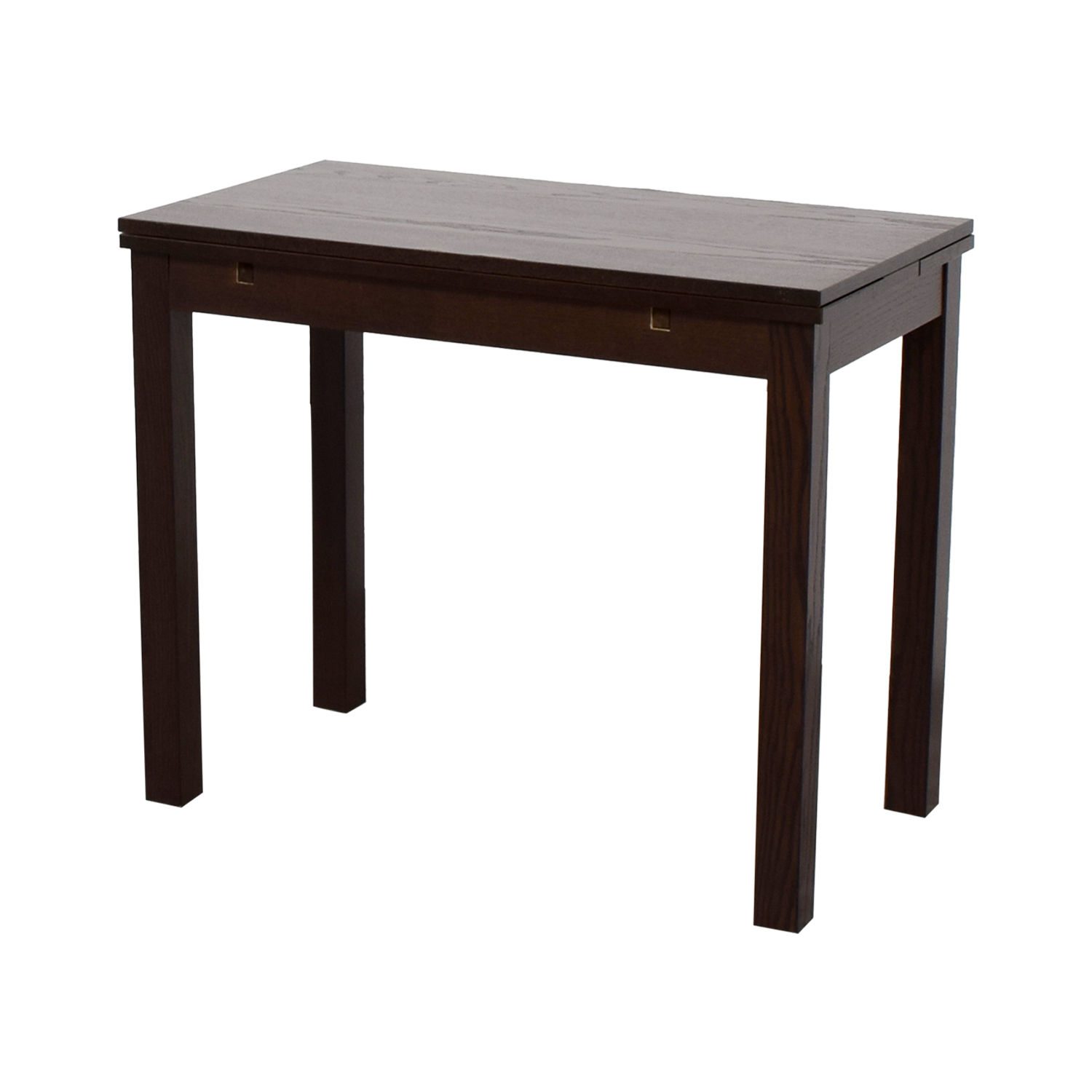 IKEA IKEA Brown Wood Expandable Table second hand