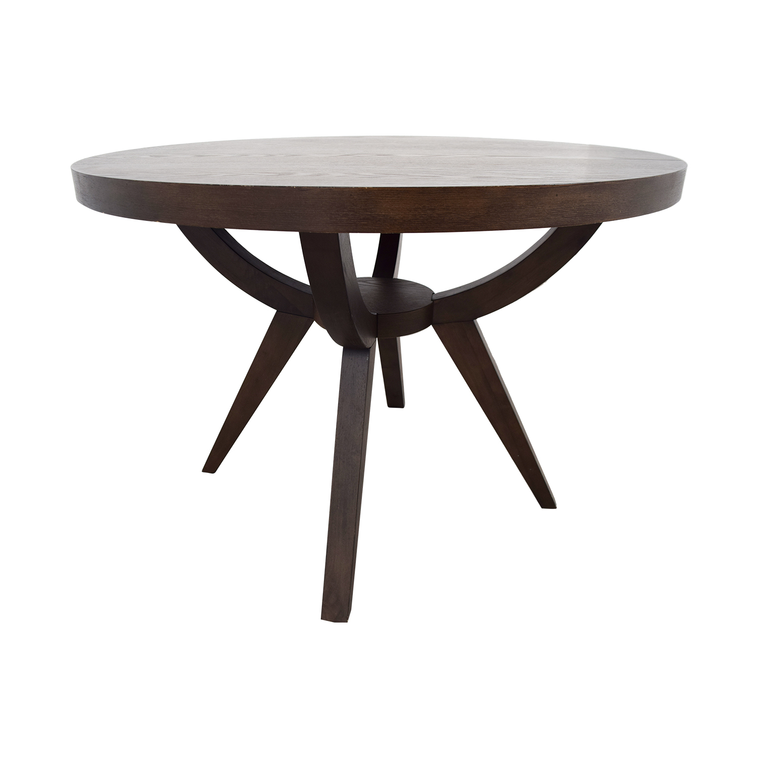 West Elm West Elm Arc Pedestal Dining Table Dinner Tables